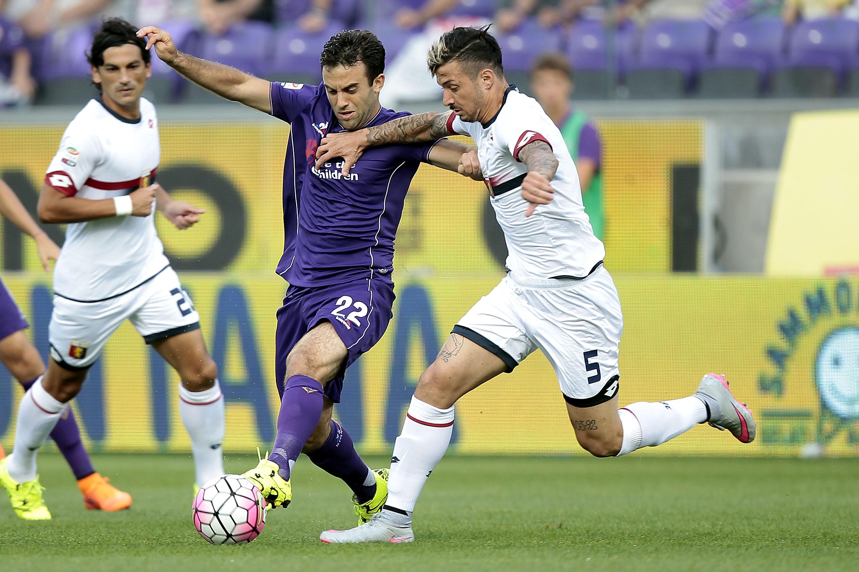 ACF Fiorentina v Genoa CFC - Serie A