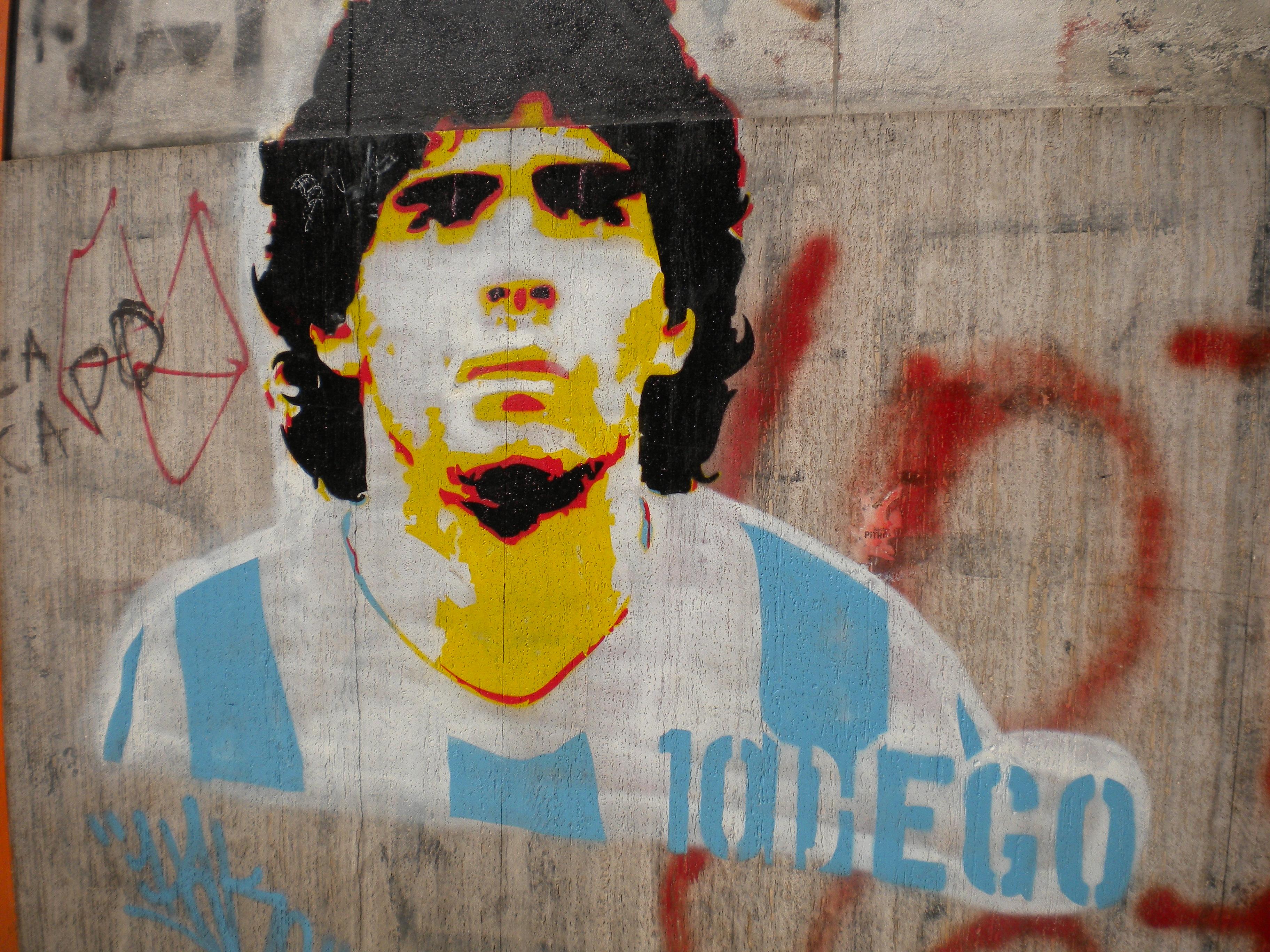 Grafiti_Diego_Maradona