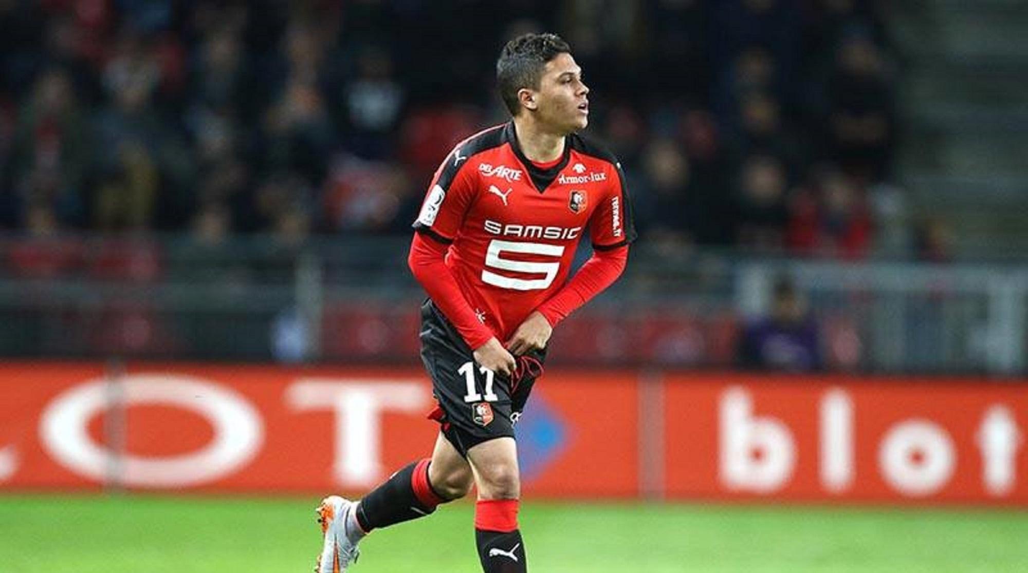 Juan-Fernando-Quintero-Rennes-Copa-PSG