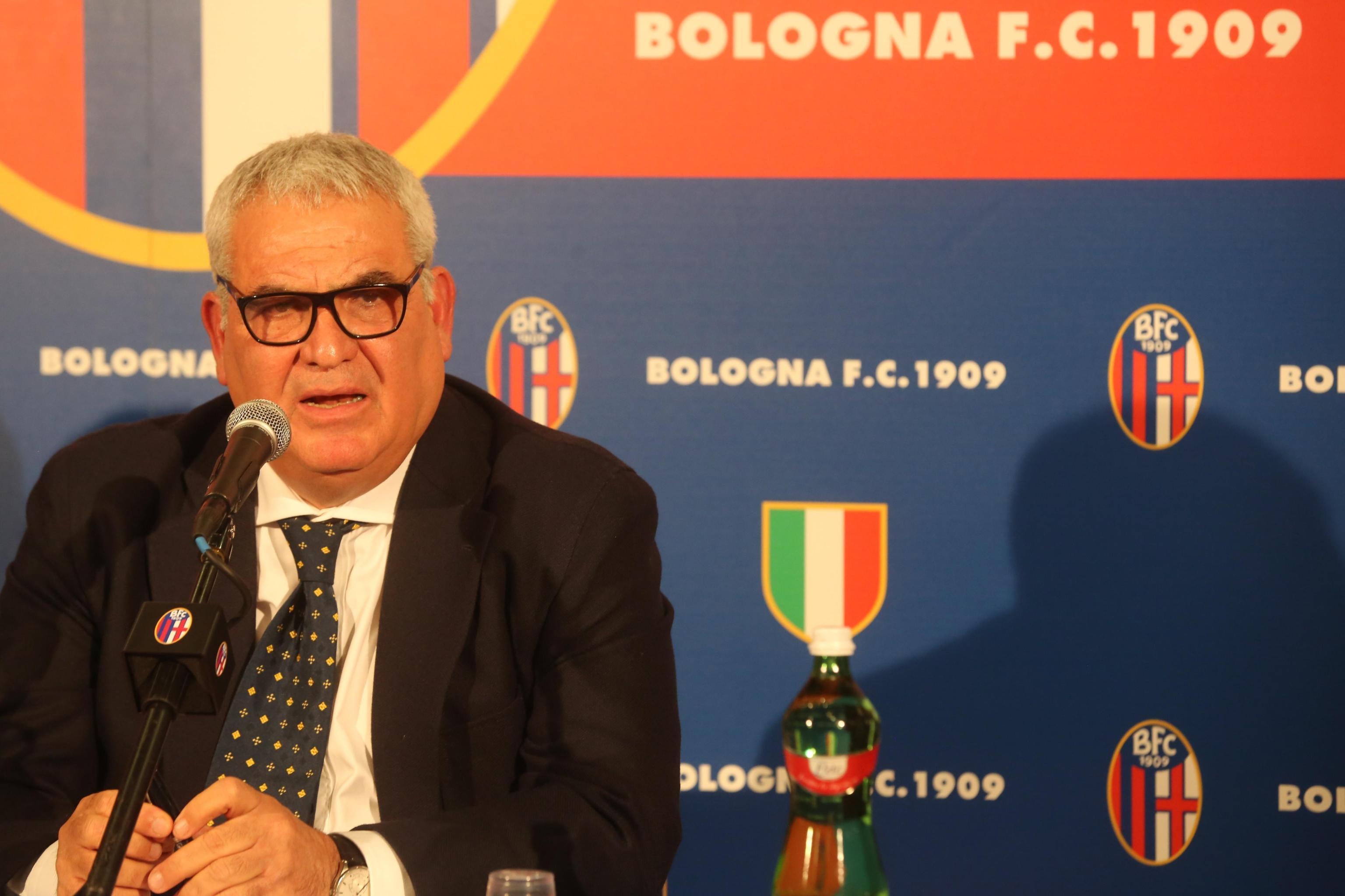 """Calcio: Bologna; Corvino """"ridurre rosa, poi gli acquisti"""""""
