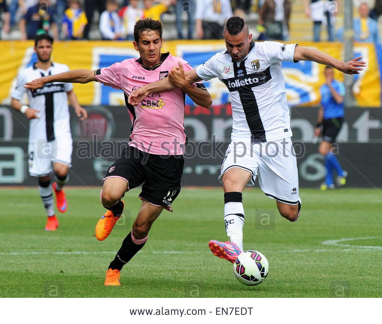 Parma FC vs US Palermo