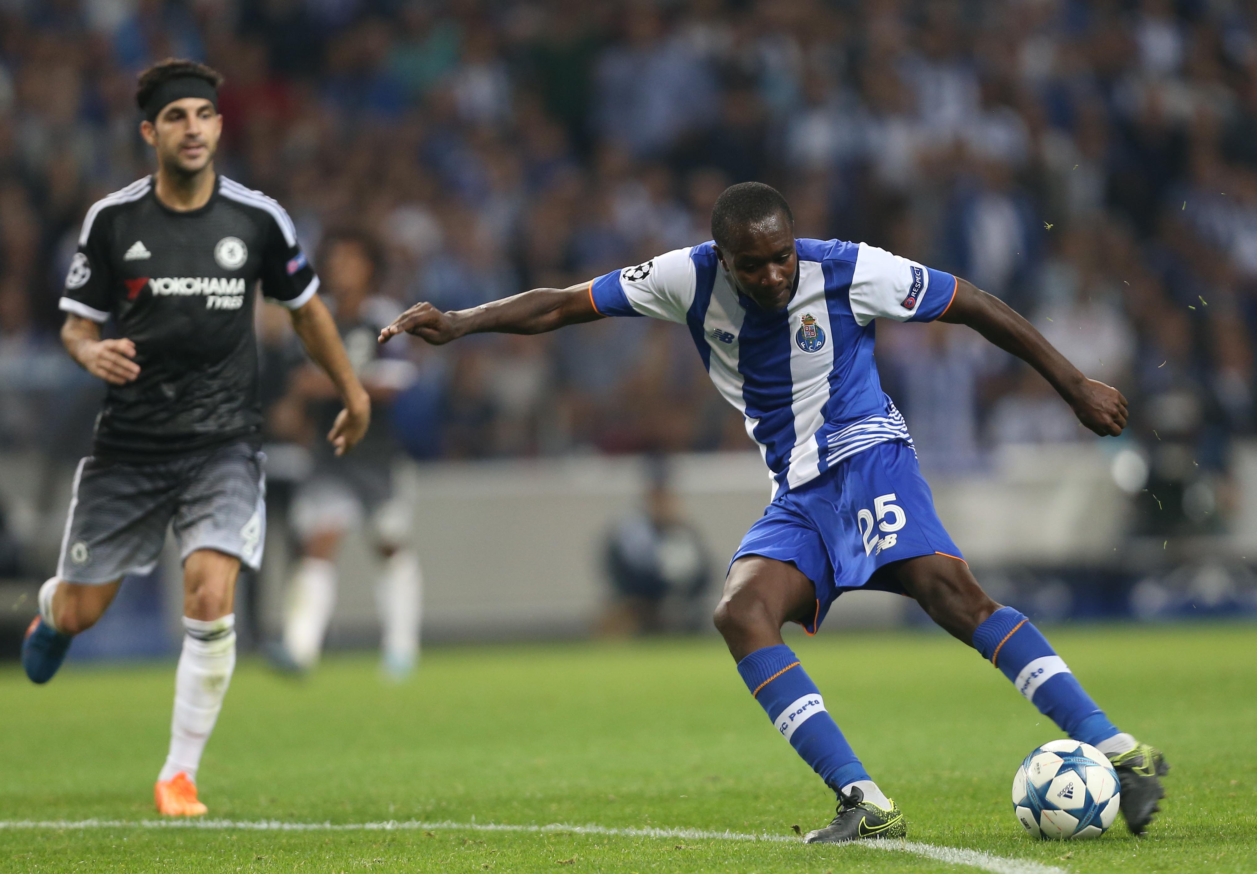 FOOTBALL : FC Porto vs Chelsea - Ligue des Champions - 29/09/2015