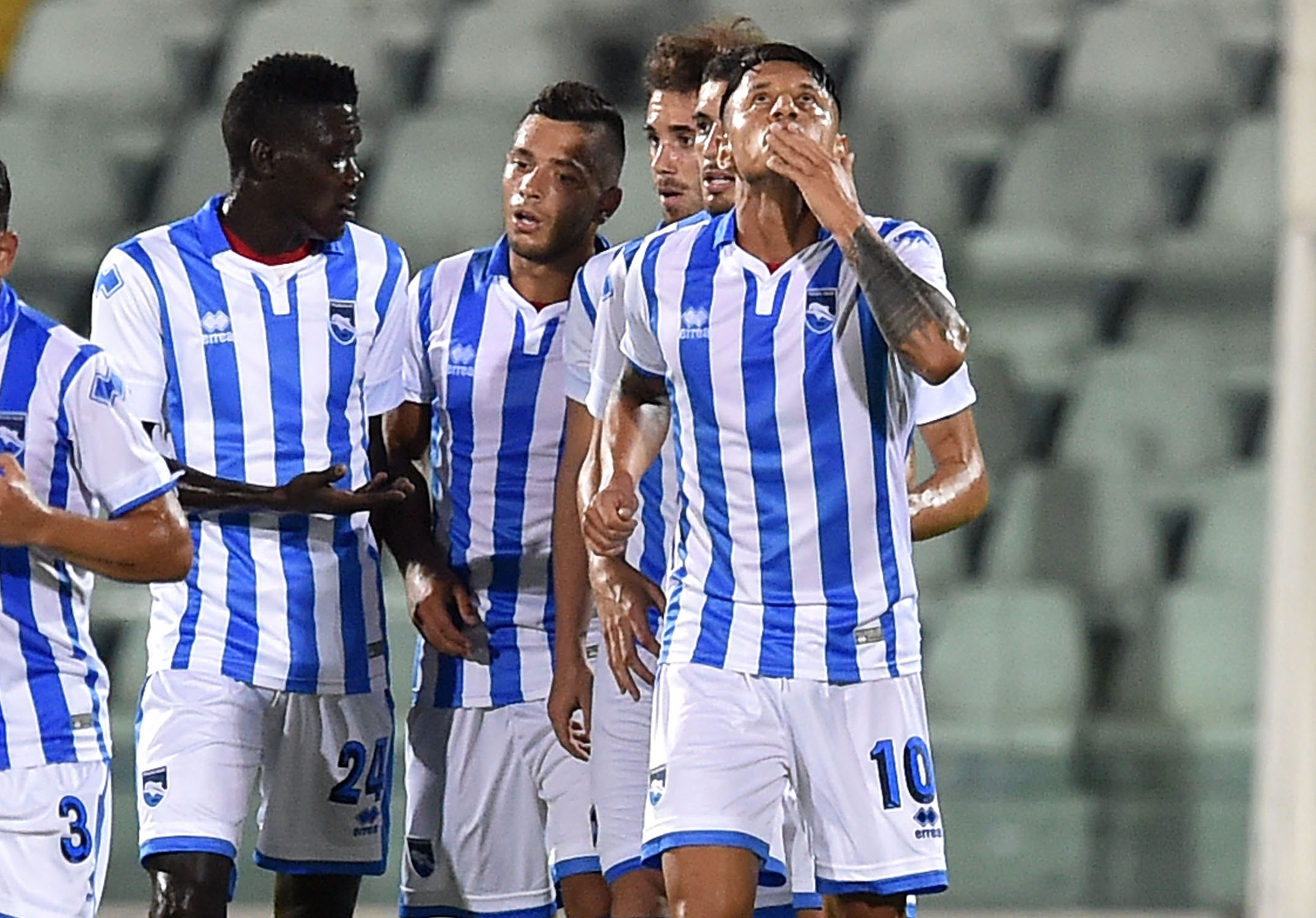 Pescara Calcio v US Sassuolo Calcio - Preseason Friendly
