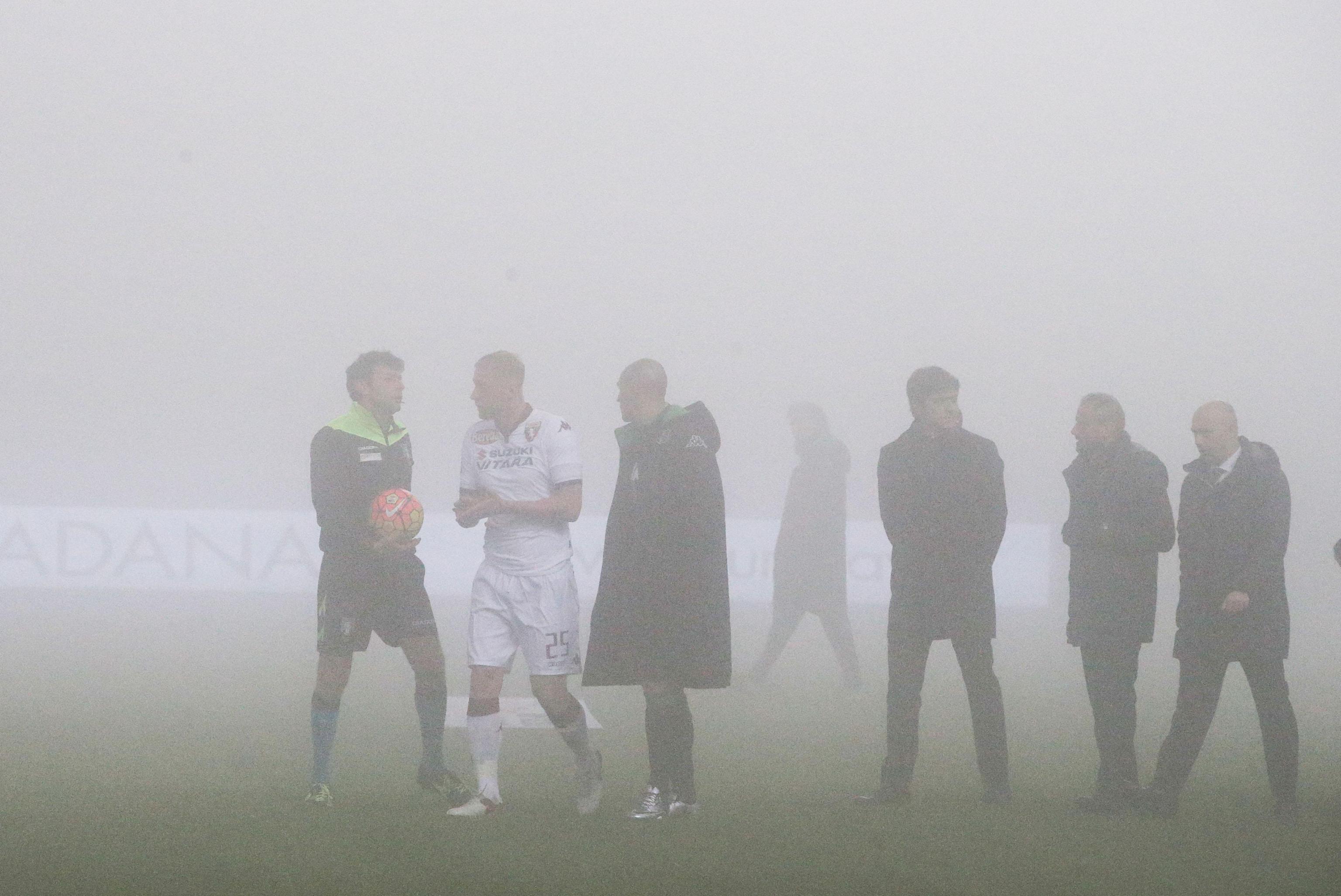 Soccer: Serie A; Sassuolo vs Torino FC