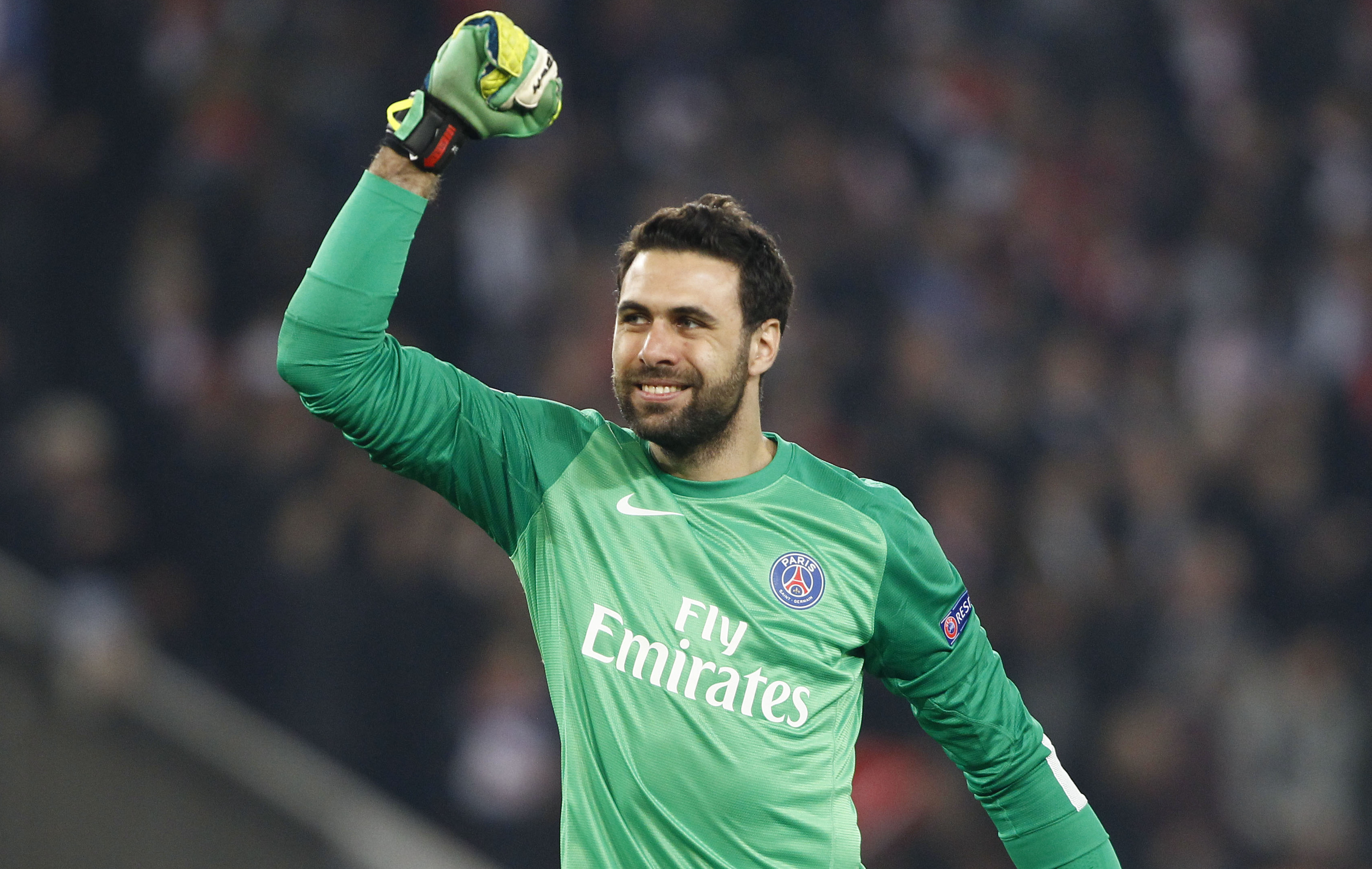 FOOTBALL : Paris Saint Germain vs Bayer Leverkusen - Champions League - 12/03/2014