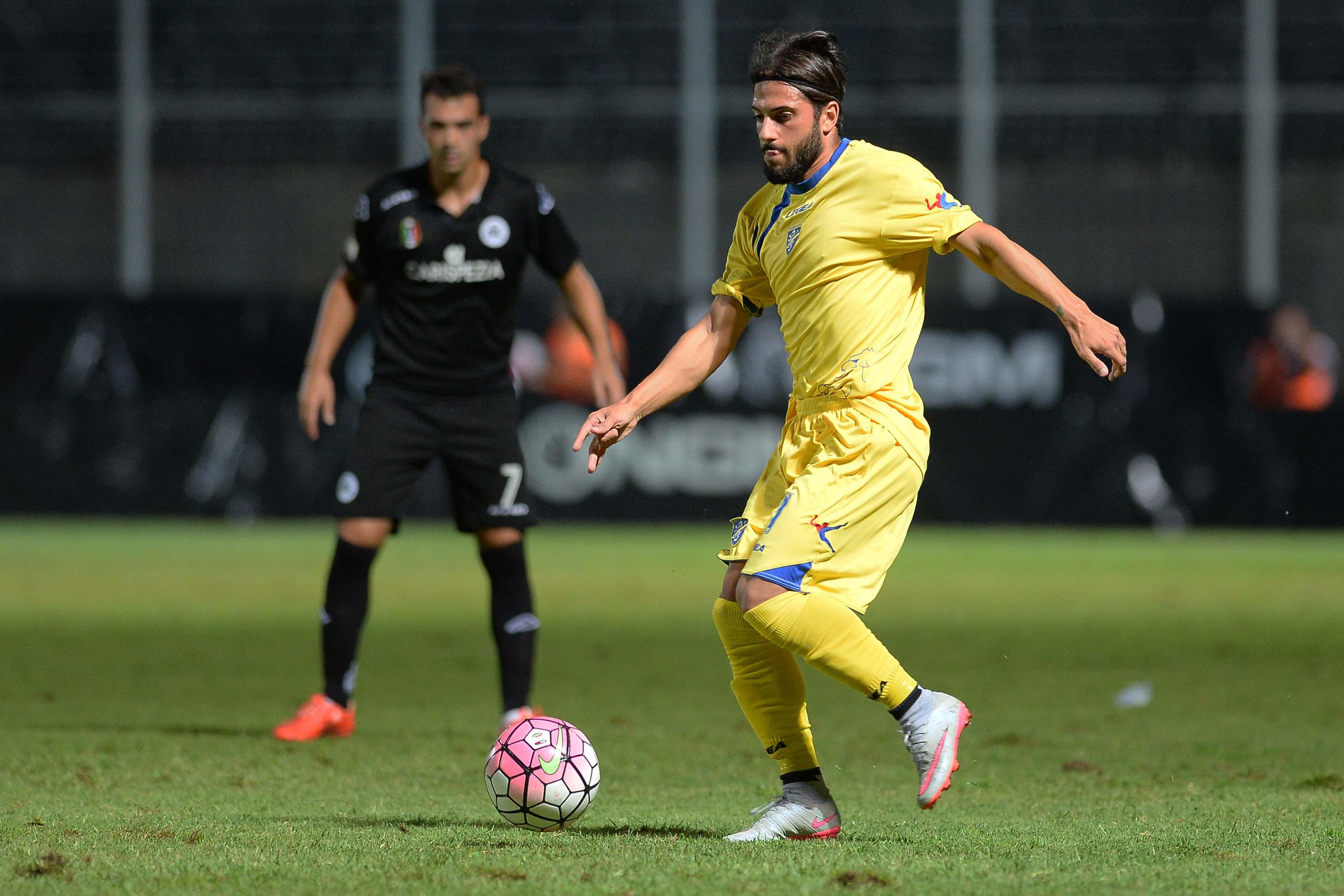 Frosinone vs Spezia - Tim Cup
