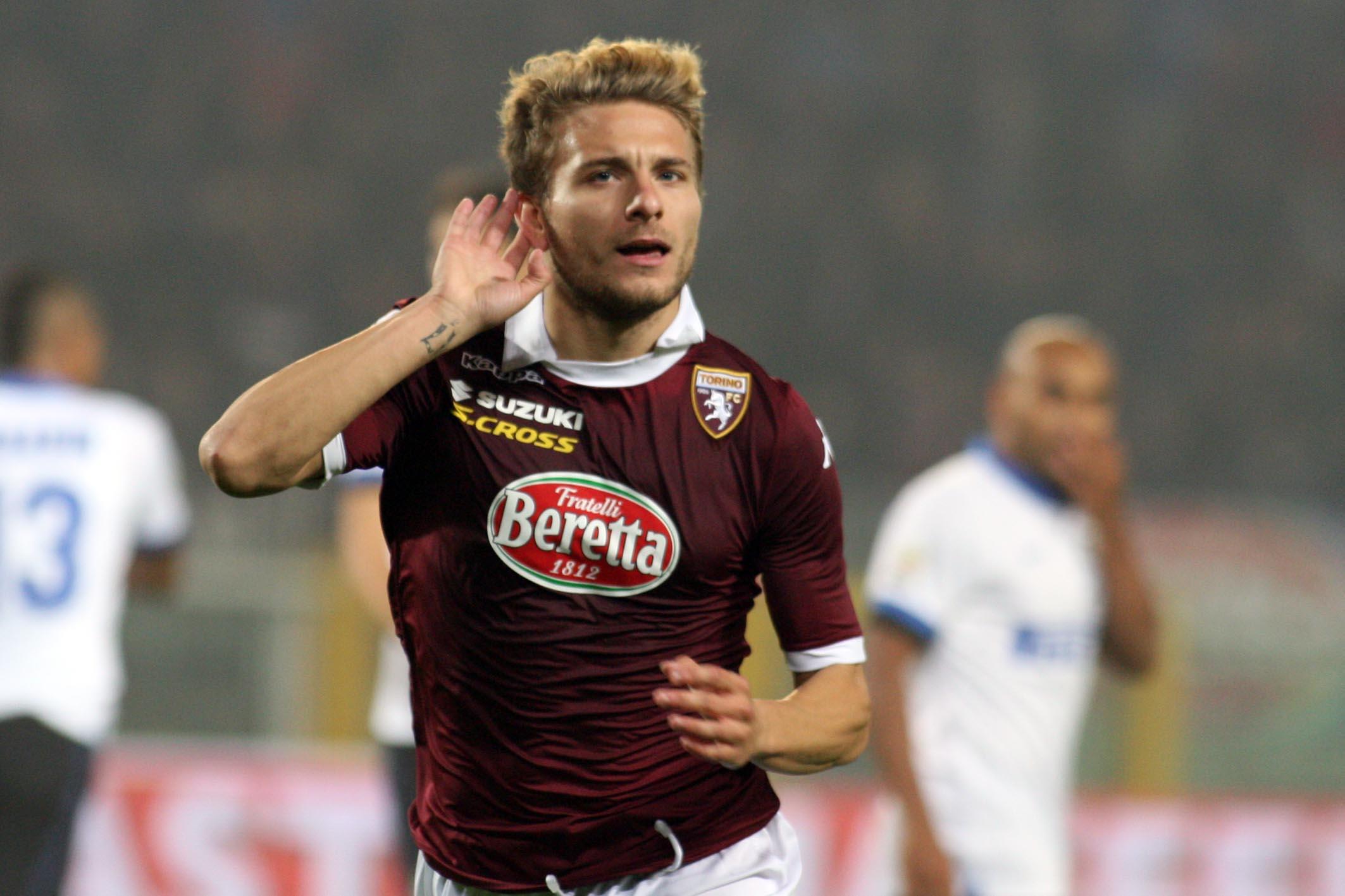 TORINO FC stagione calcistica Serie A 2013/2014  nella foto  Immobile Ciro