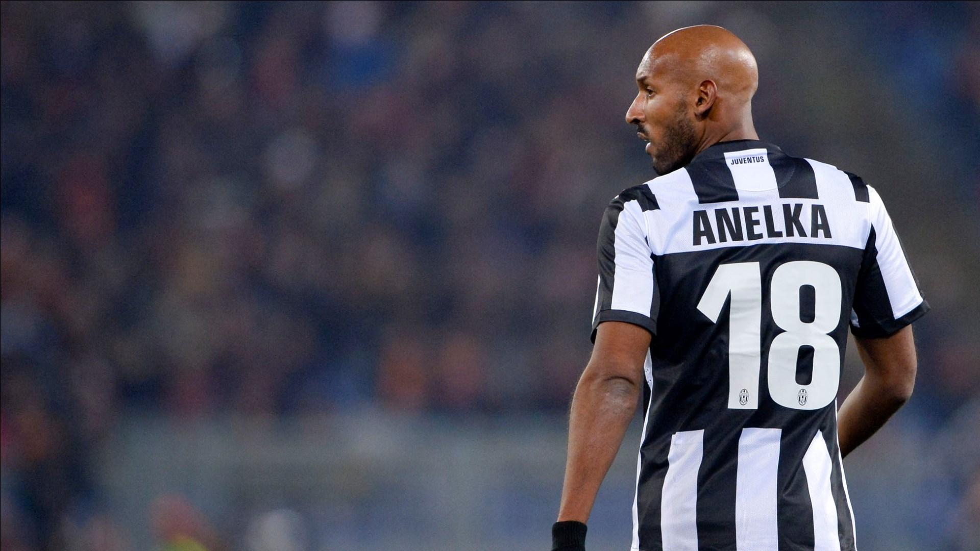 Anelka-Juventus