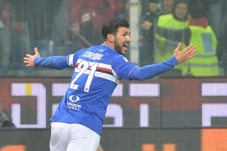 Soccer: Serie A; Genoa-Sampdoria