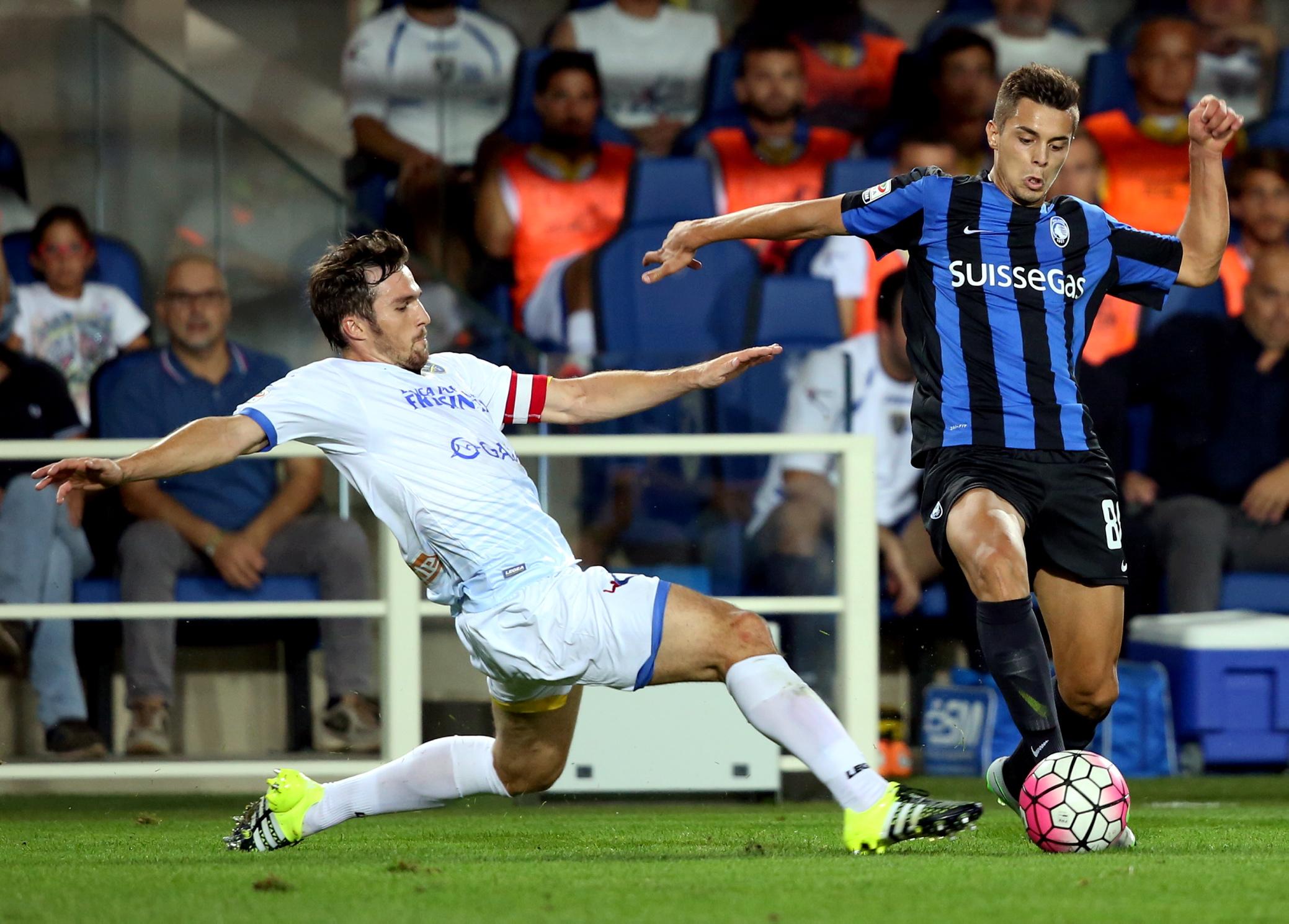 Italian Soccer Serie A - Atalanta vs Frosinone