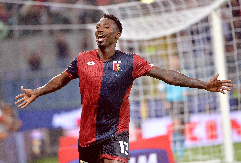 Soccer: Serie A: Genoa-Hellas Verona