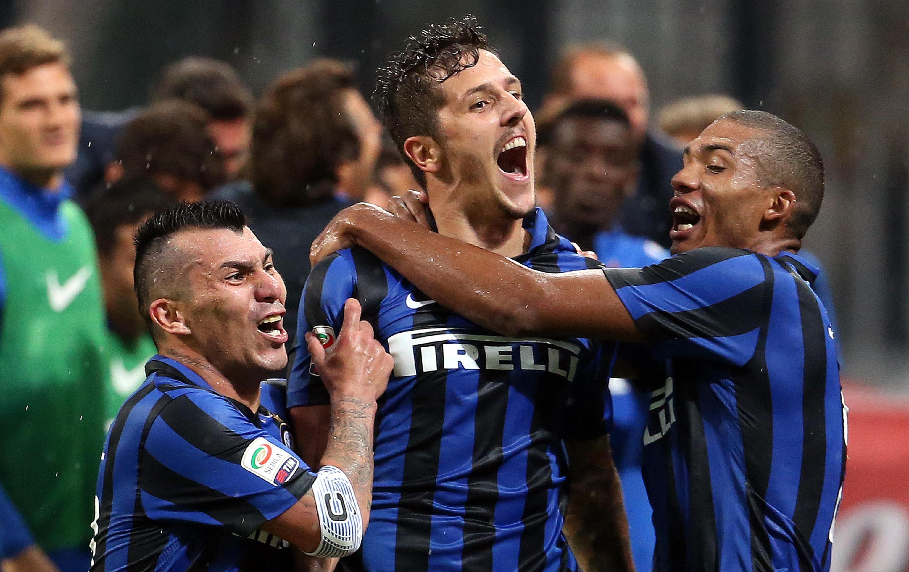 Soccer: Serie A; FC Inter - Atalanta