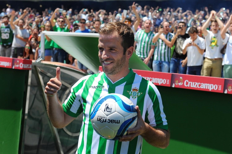 Rafael+van+der+Vaart+in+het+shirt+van+Betis111
