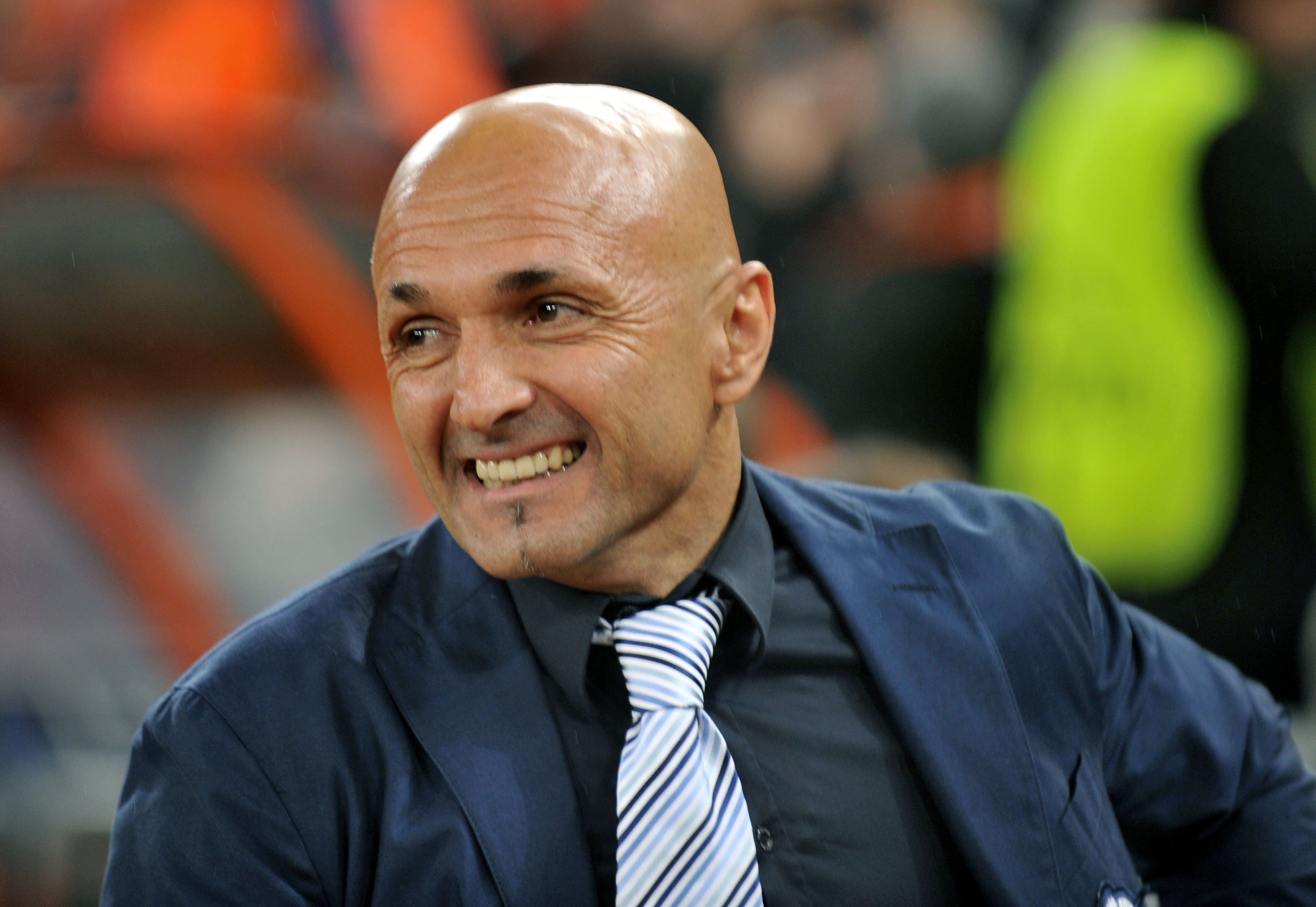 FC Zenit St Petersburg's coach Luciano S