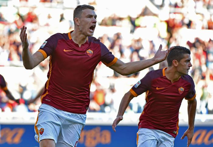 Soccer: Serie A; Roma-Lazio