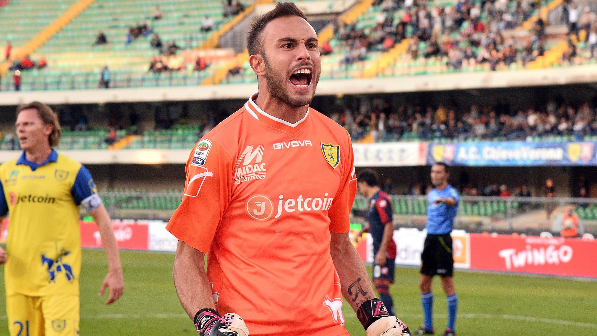 AC Chievo Verona v Genoa CFC - Serie A