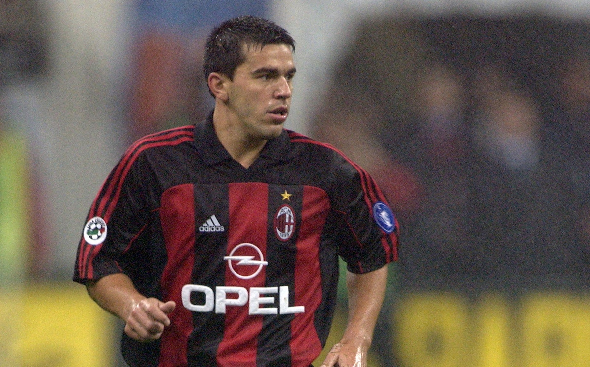 AC Milan v Lazio X