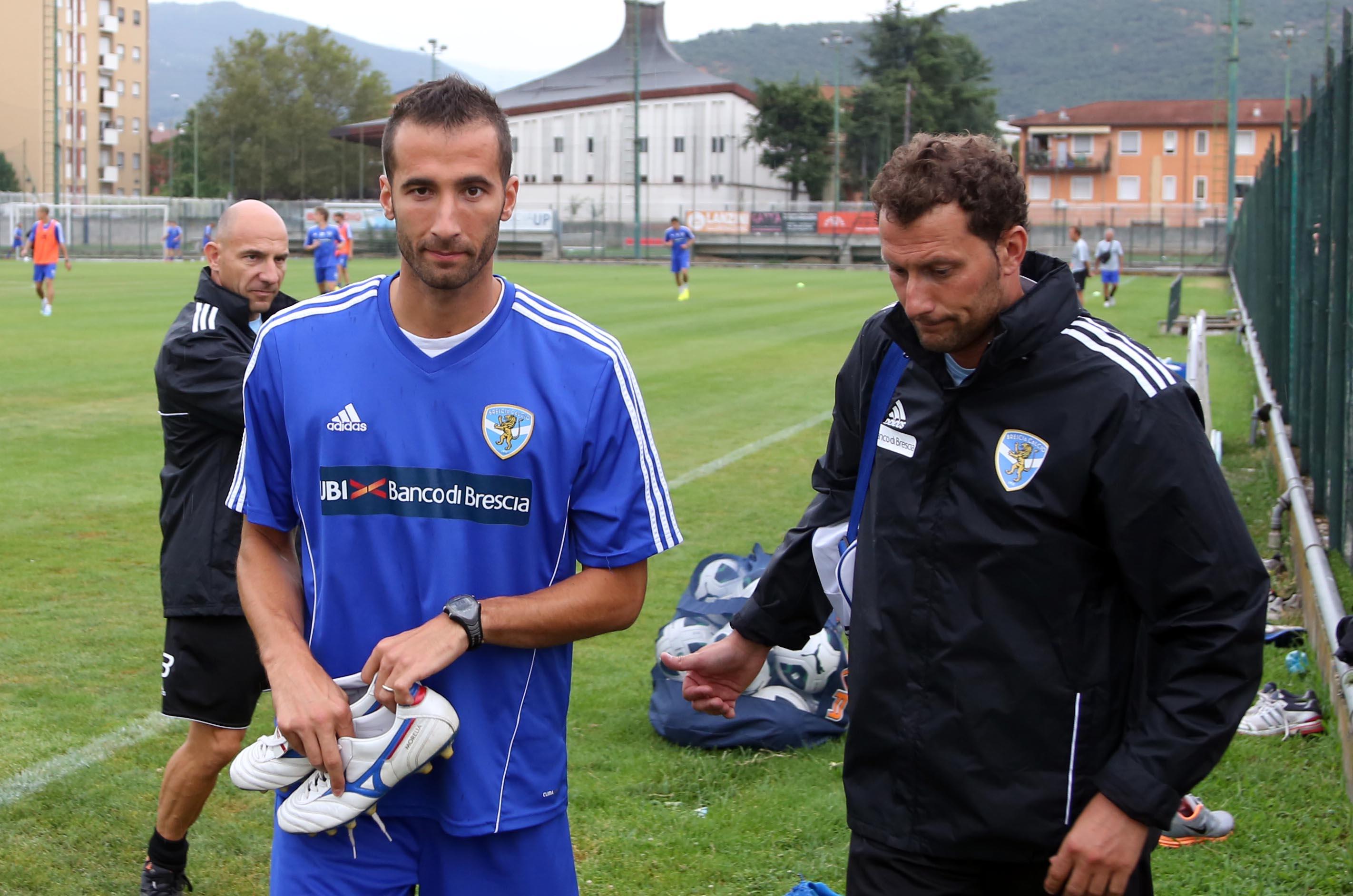 Valerio Di Cesare nuovo acquisto brescia calcio