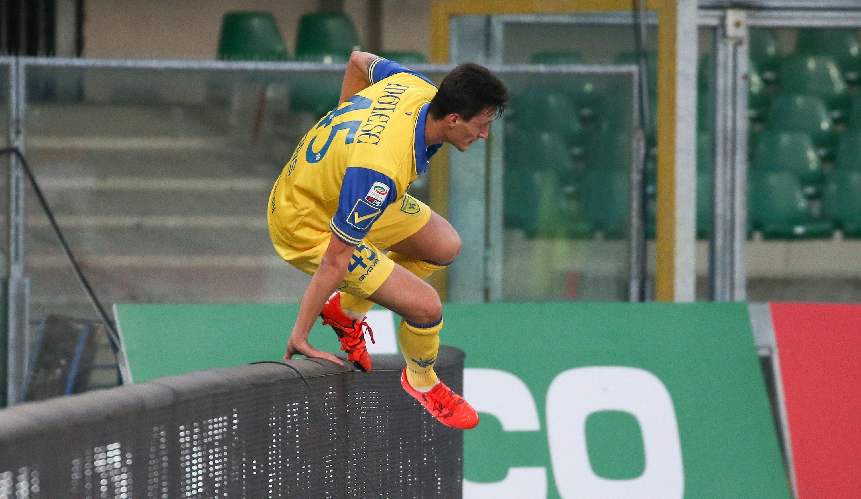 Soccer: Serie A; Chievo-Udinese
