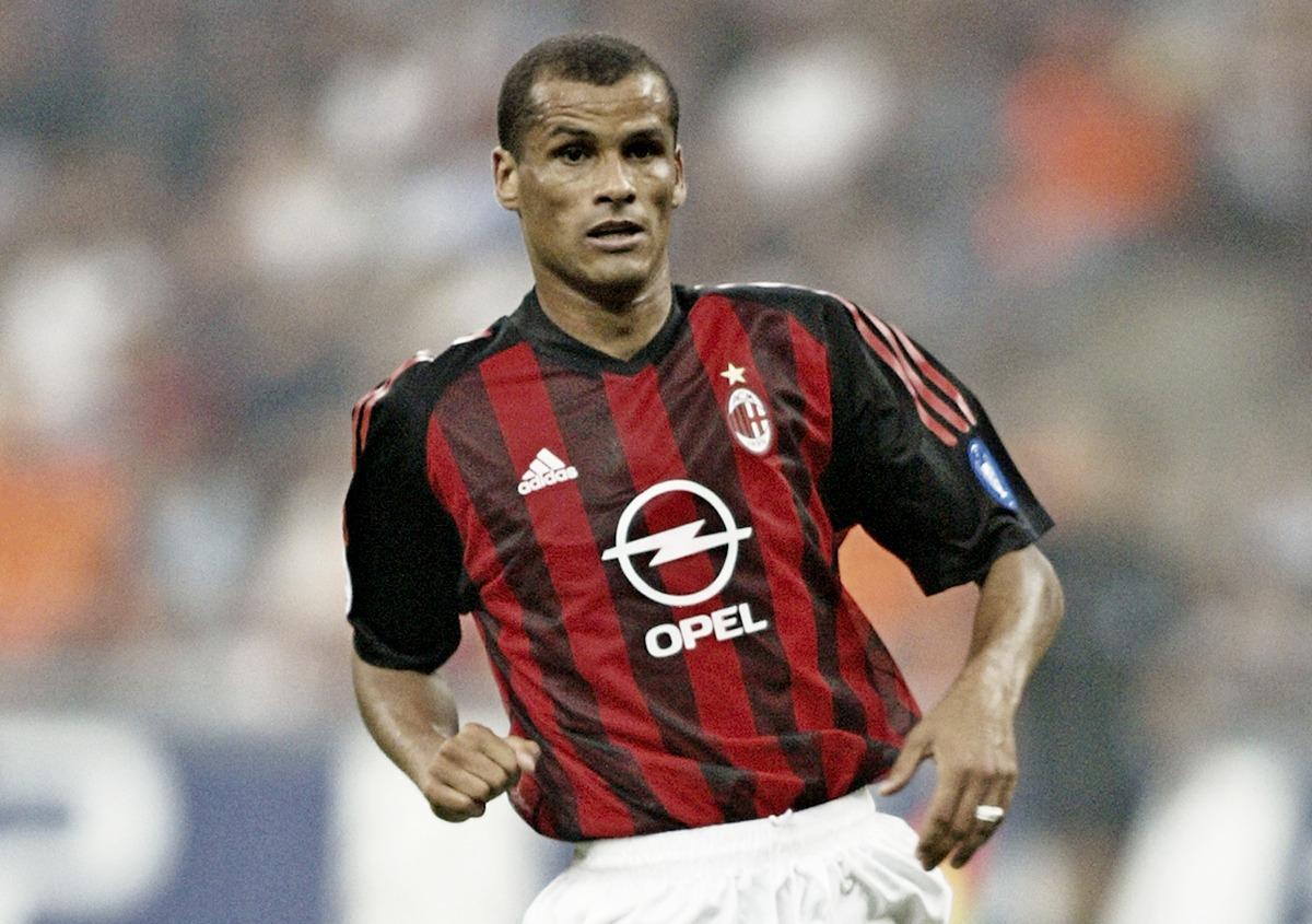 Rivaldo of AC Milan