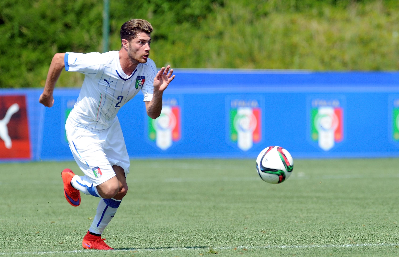 Italy U21 Trainig Session