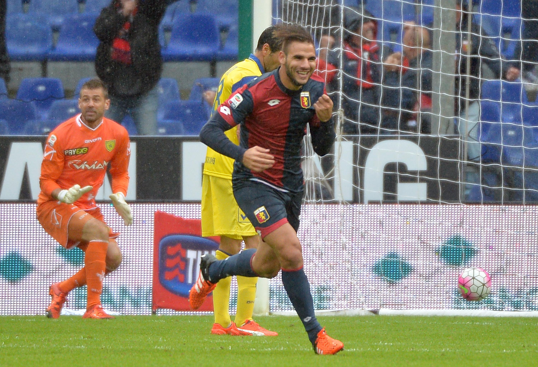 Soccer: Serie A; Genoa-Chievo Verona