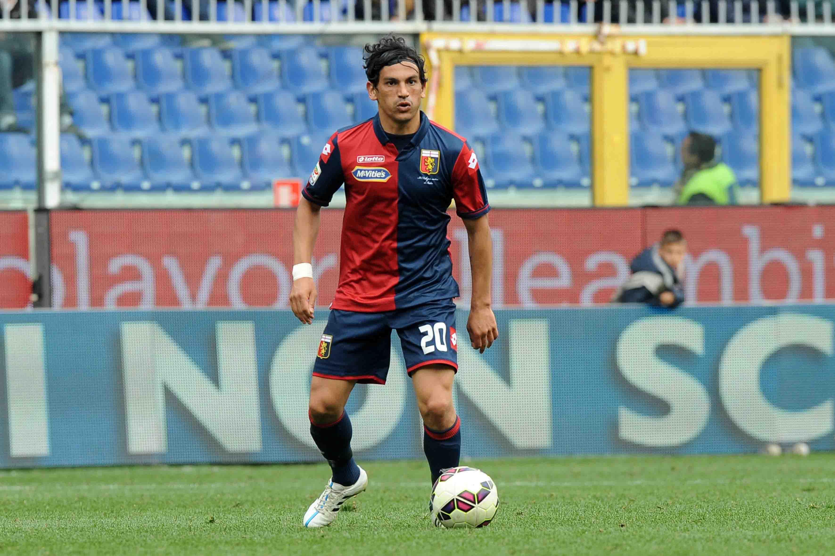 04 04 2015 Genoa - Udinese Campionato Serie A Tim 2014/2015