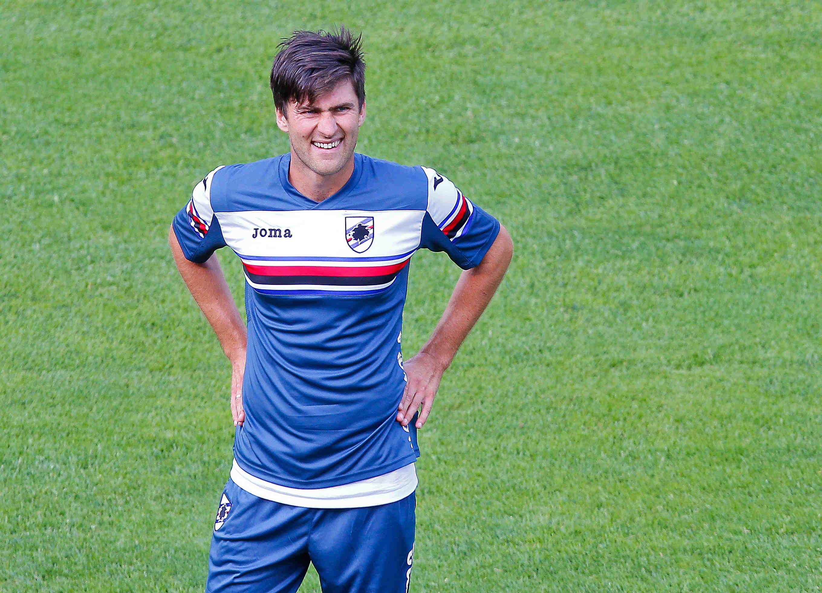 Ritiro estivo U.C. Sampdoria  - preparazione atletica