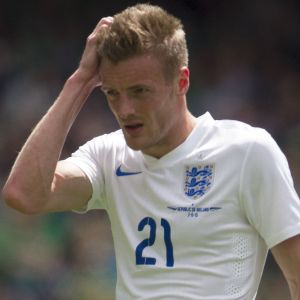 Jamie Vardy, esploso quest'anno con la maglia del Leicester City