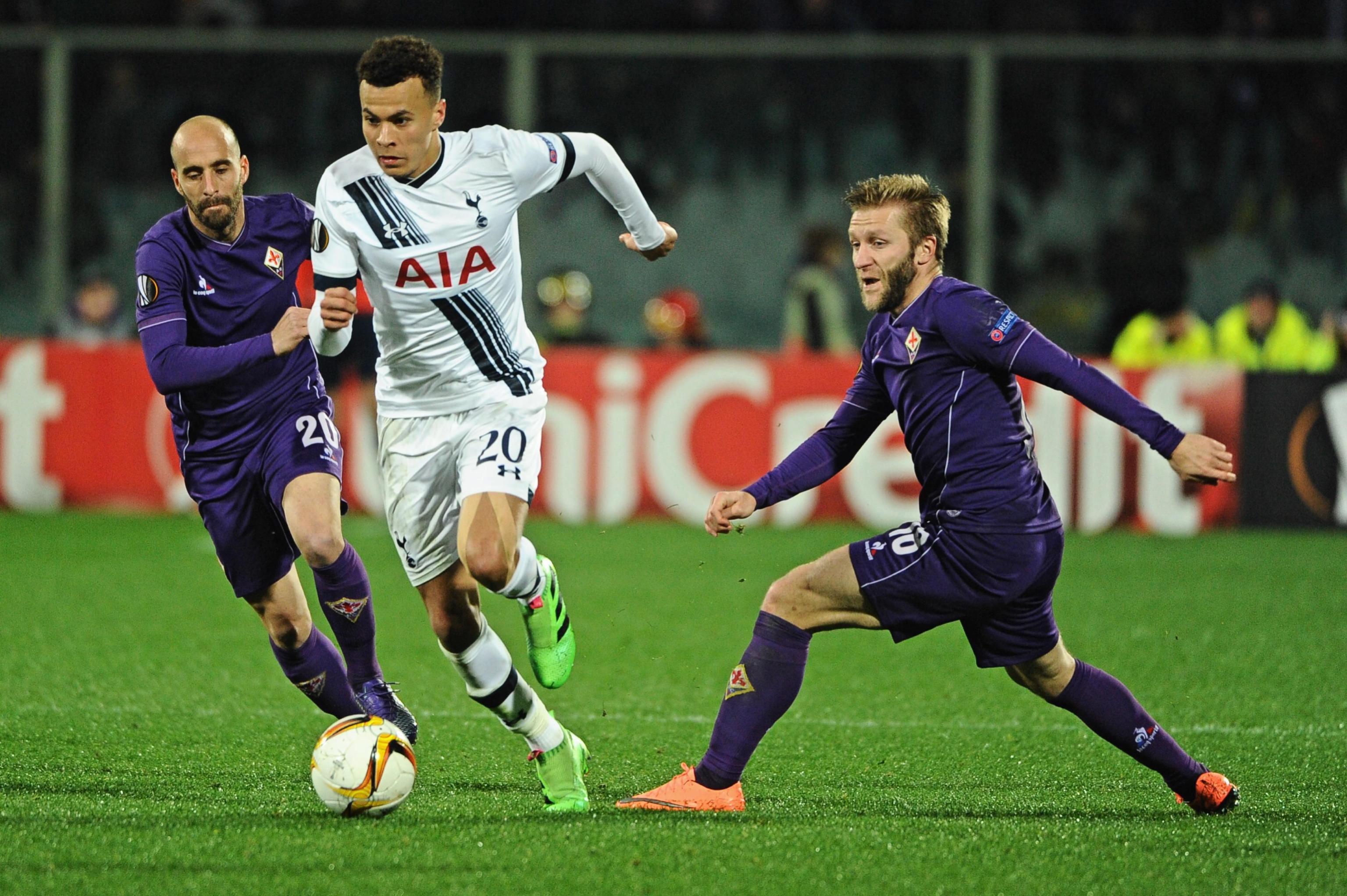 Fiorentina vs Tottenham