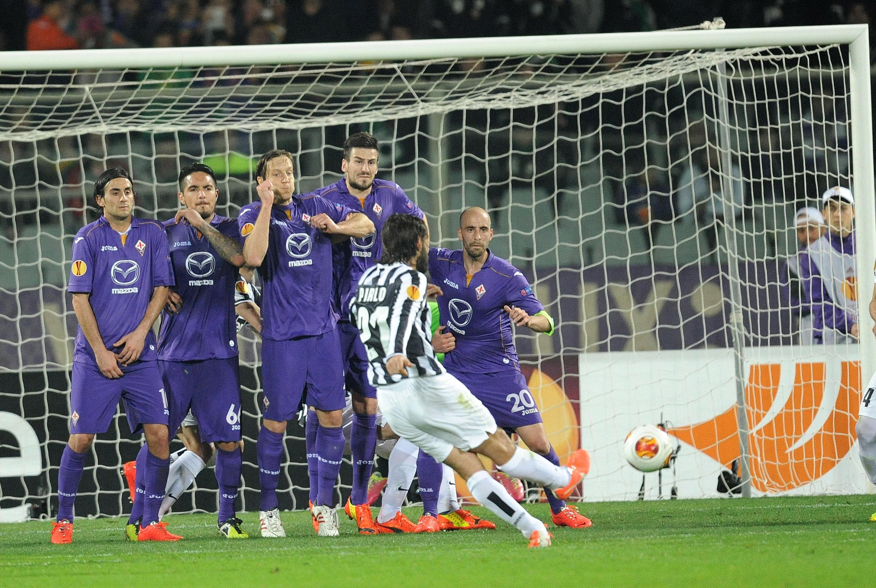 Soccer; Europa League; Fiorentina-Juventus