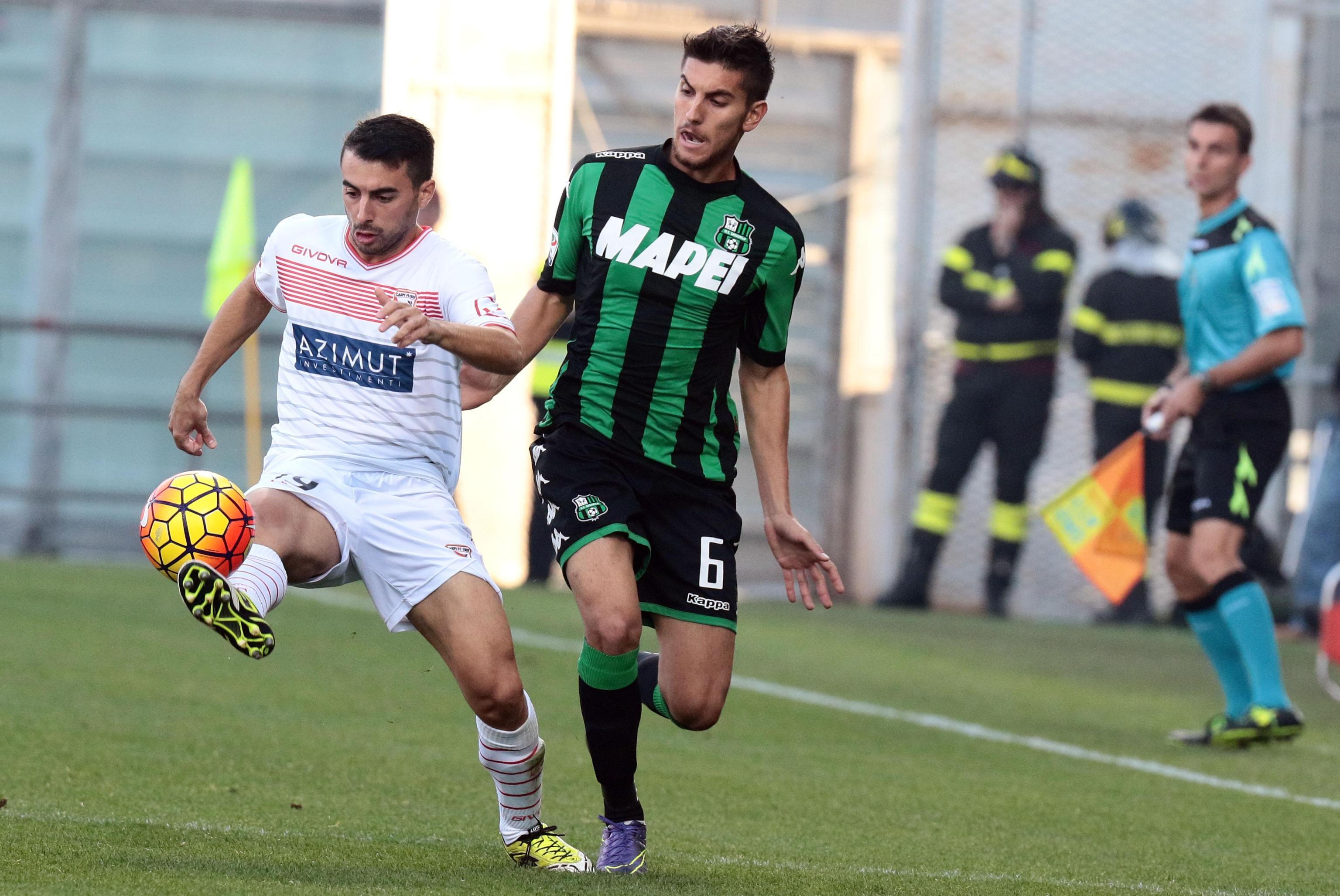 Soccer: Serie A; Sassuolo-Carpi