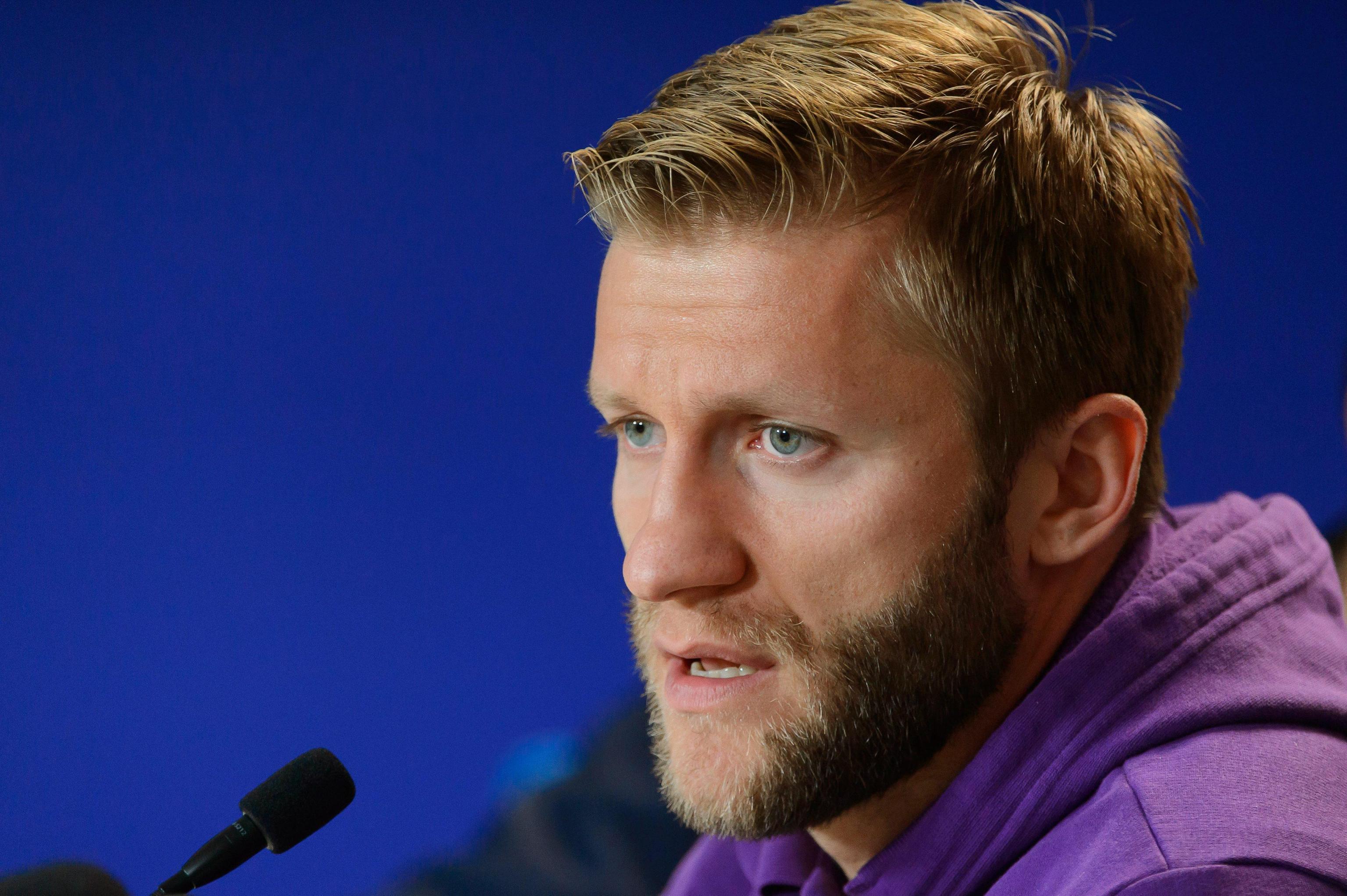 AC Fiorentina press conference