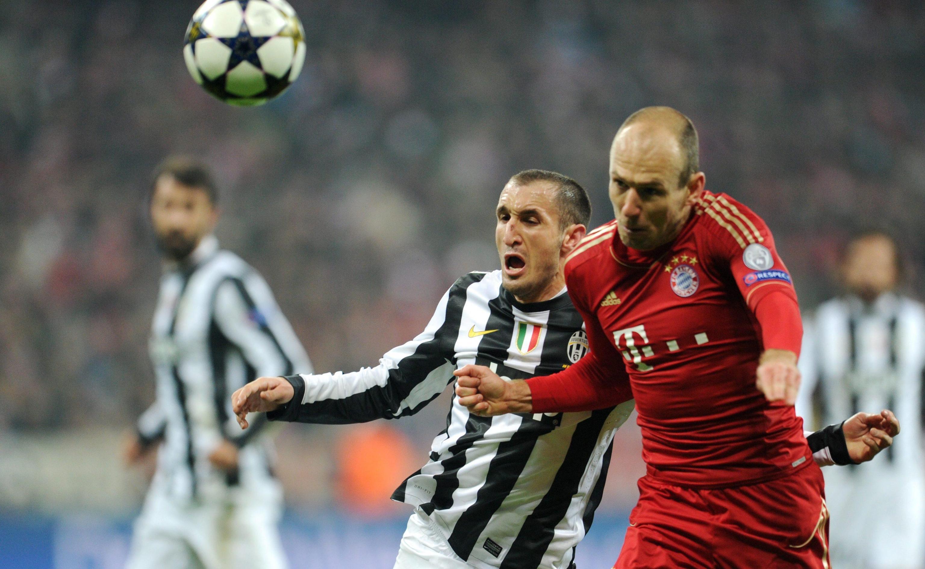 Bayern Munich vs Juventus FC
