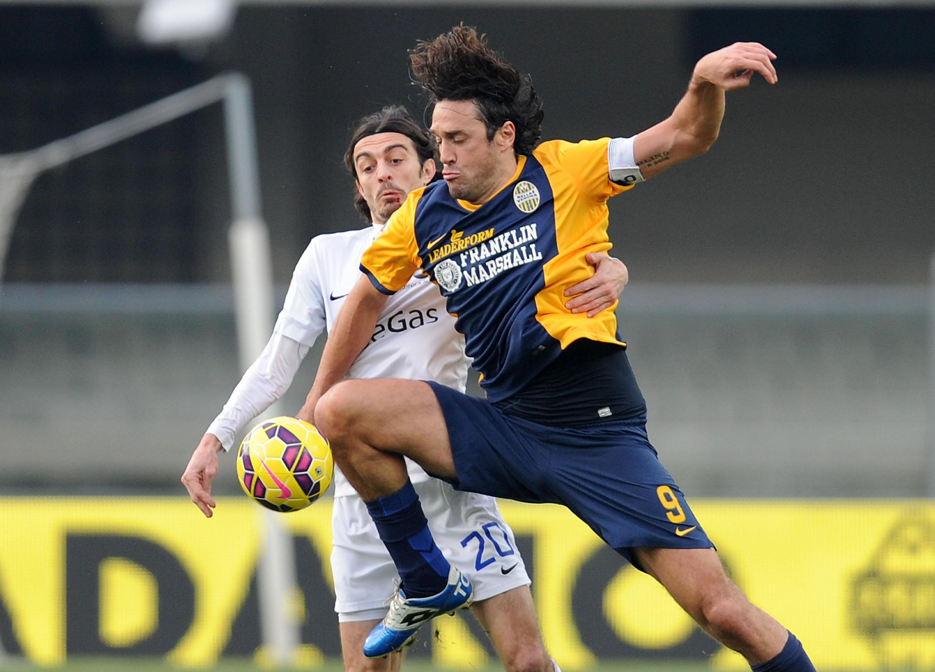 Soccer; Serie A; Verona - Atalanta