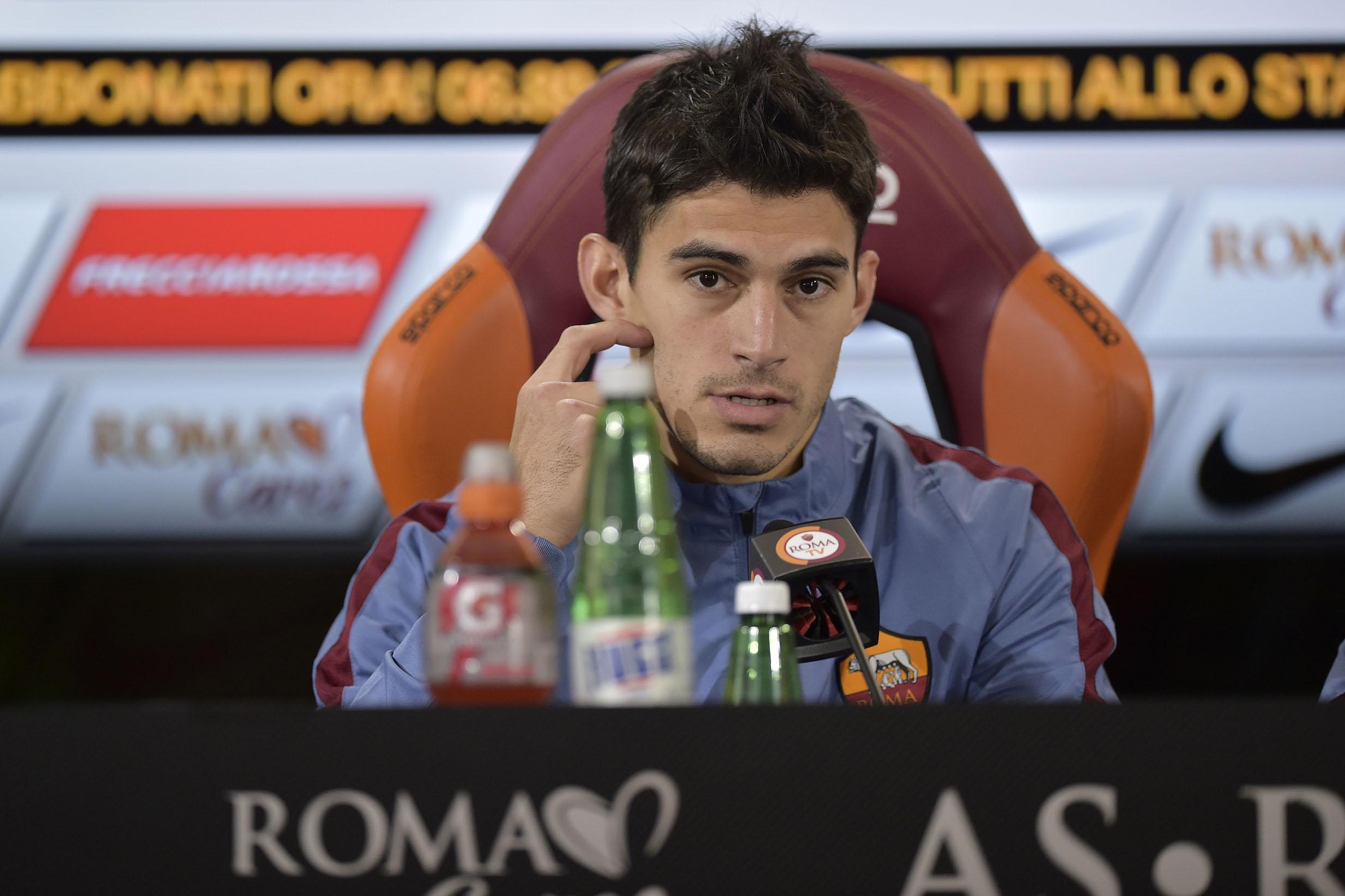 AS Roma, presentazione nuovi giocatori Diego Perotti e Ervin Zukanovic