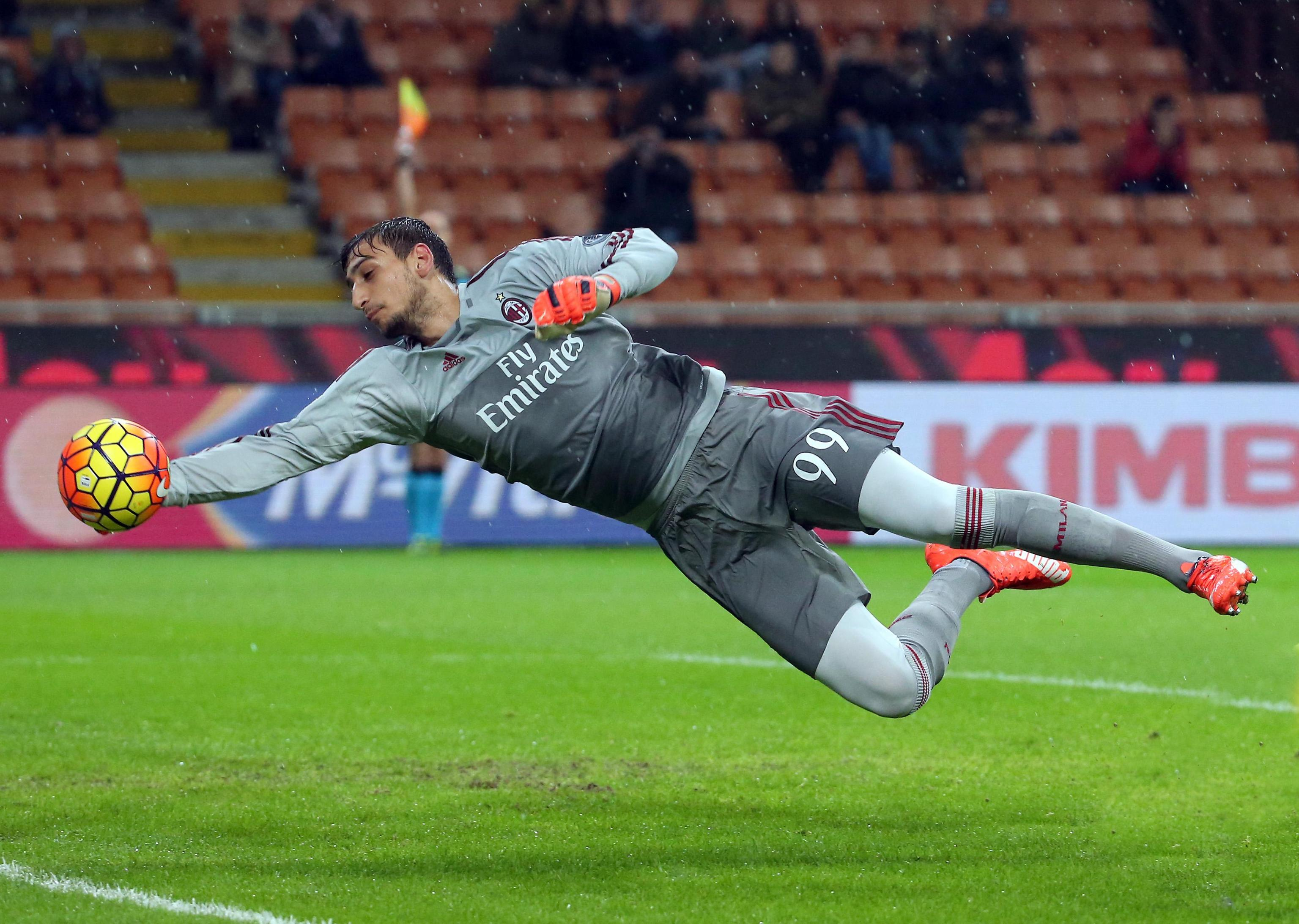 Soccer: Serie A; AC Milan-Chievo Verona
