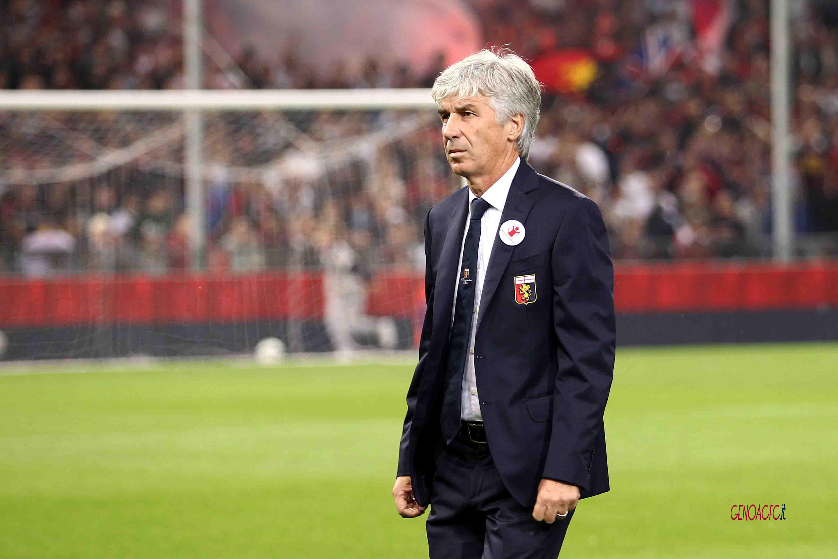 Genoa-Empoli Campionato Serie A Tim 2014-2015