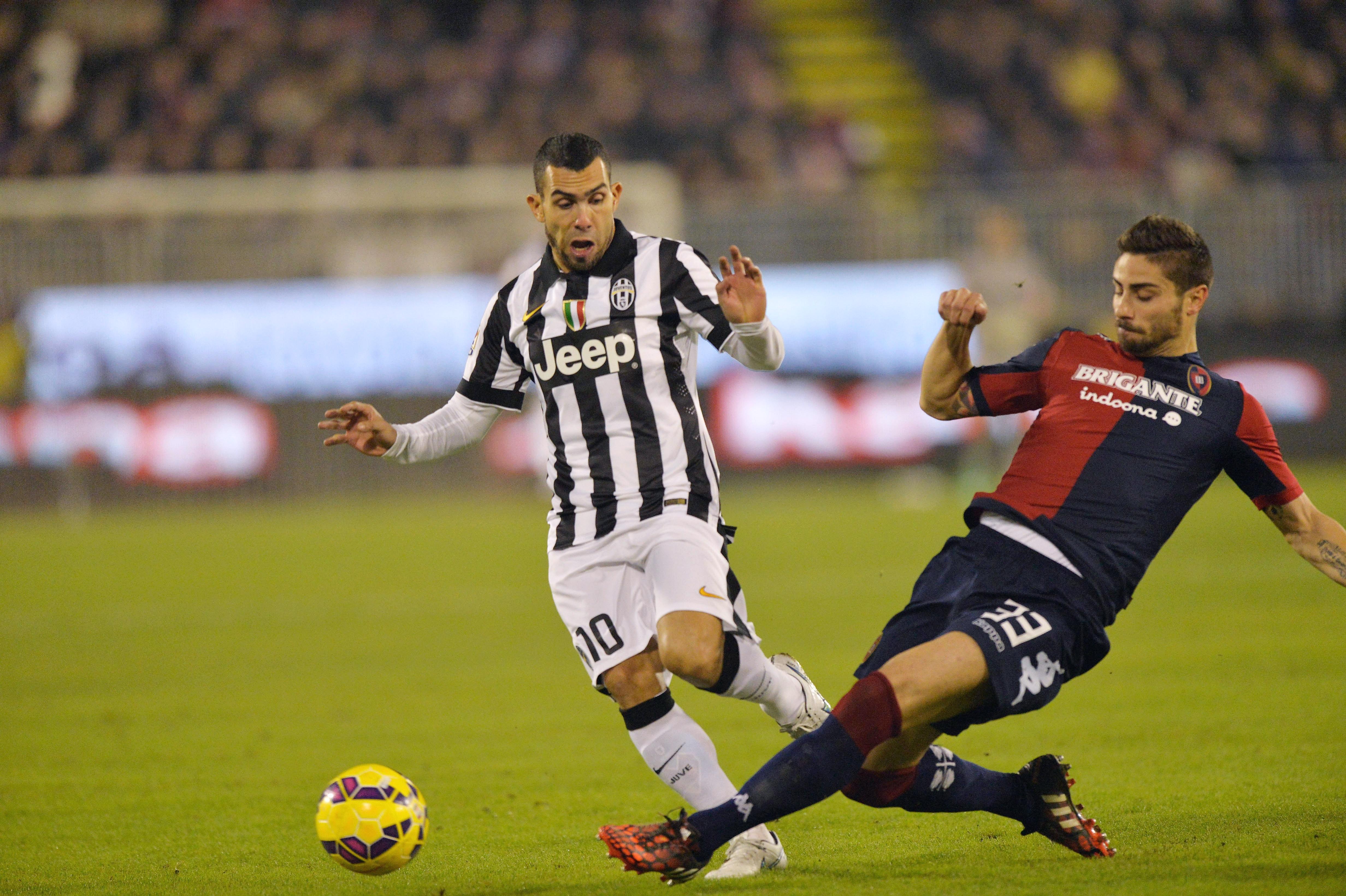 Cagliari Calcio v Juventus FC - Serie A