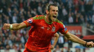 Gareth Bale, esterno offensivo della Nazionale gallese e del Real Madrid