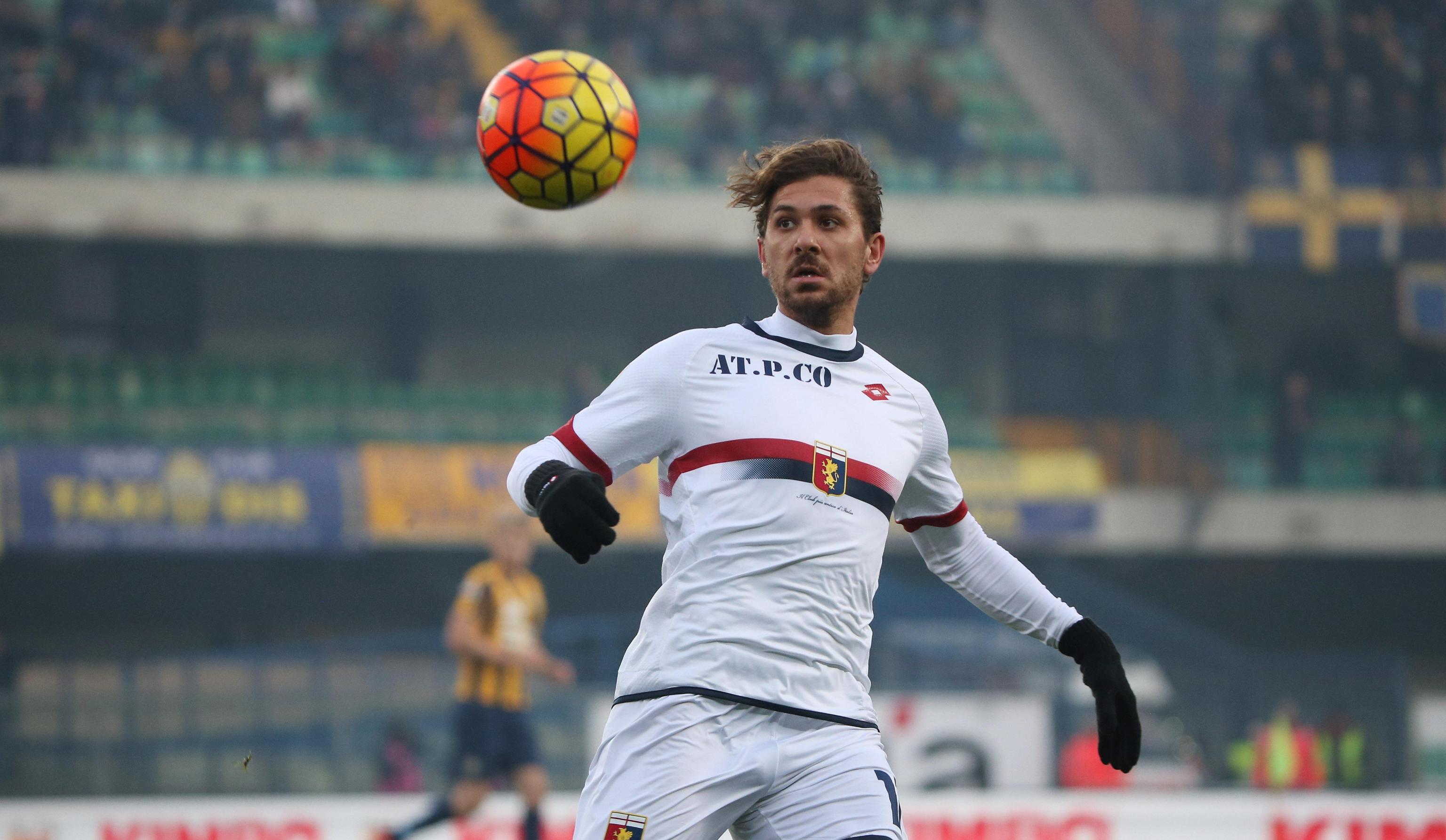 Soccer: Serie A; Verona-Genoa