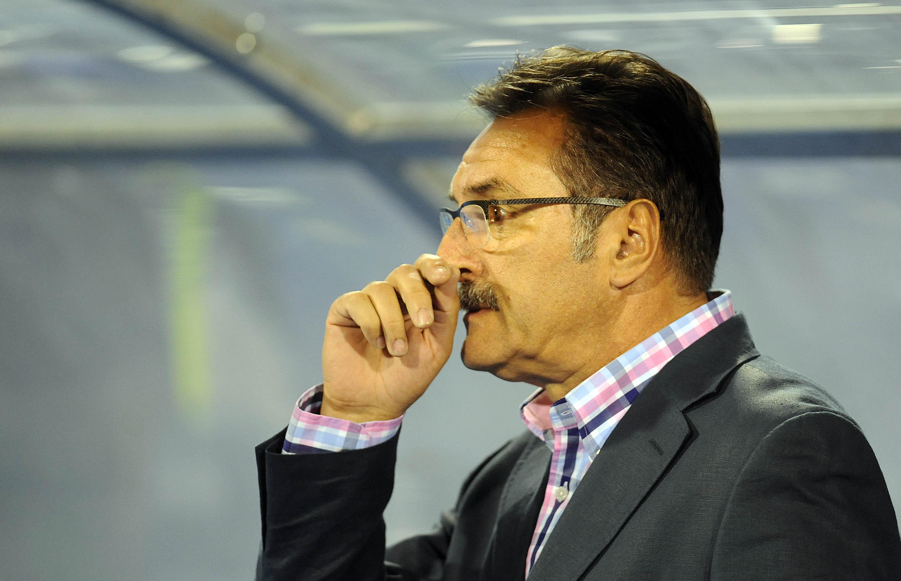 Ante Čačić, attuale CT della nazionale Croata