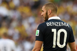 Karim Benzema, il grande escluso della Nazionale francese