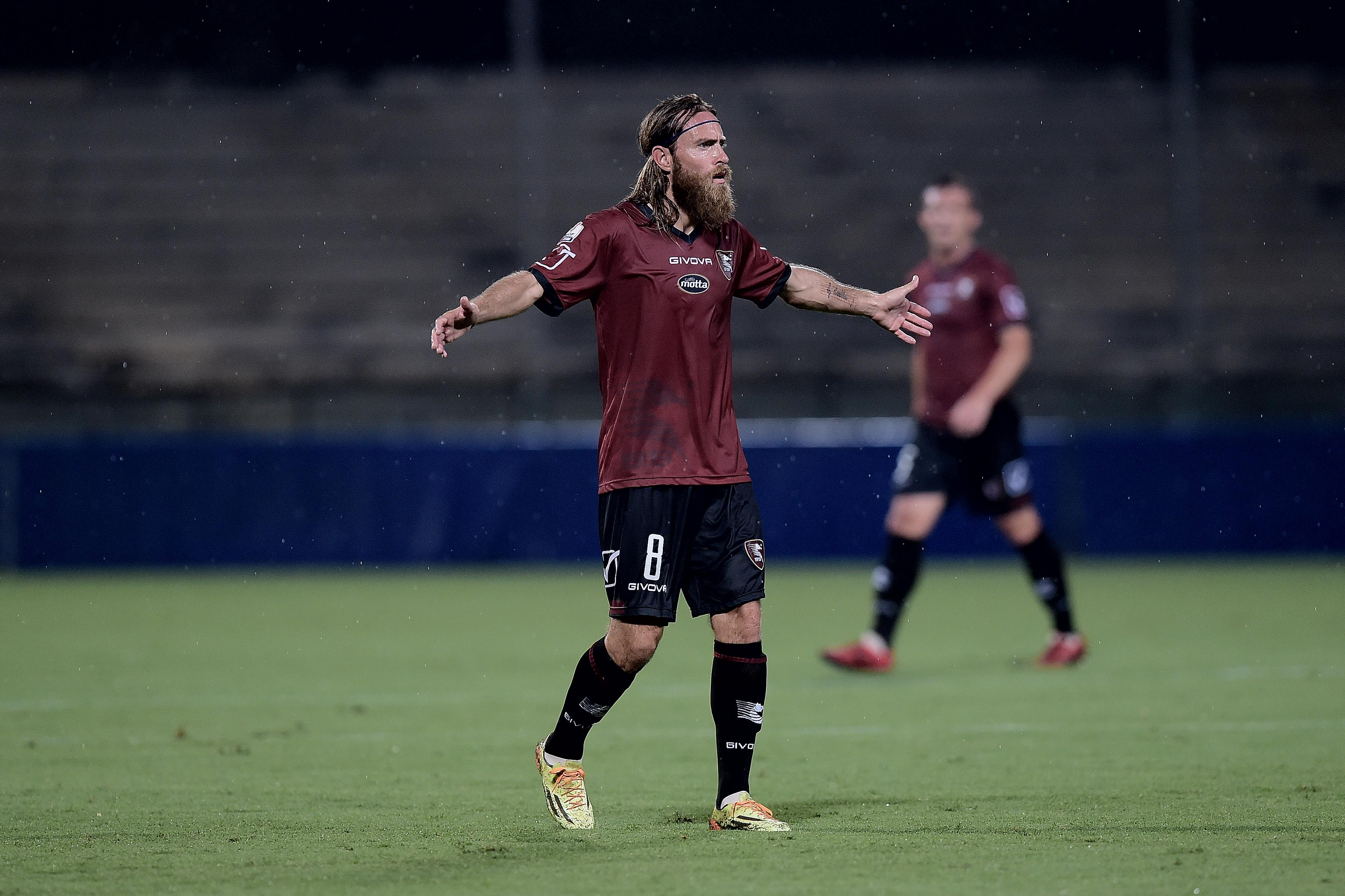 Salernitana vs Pisa - Coppa Italia 2015 2016