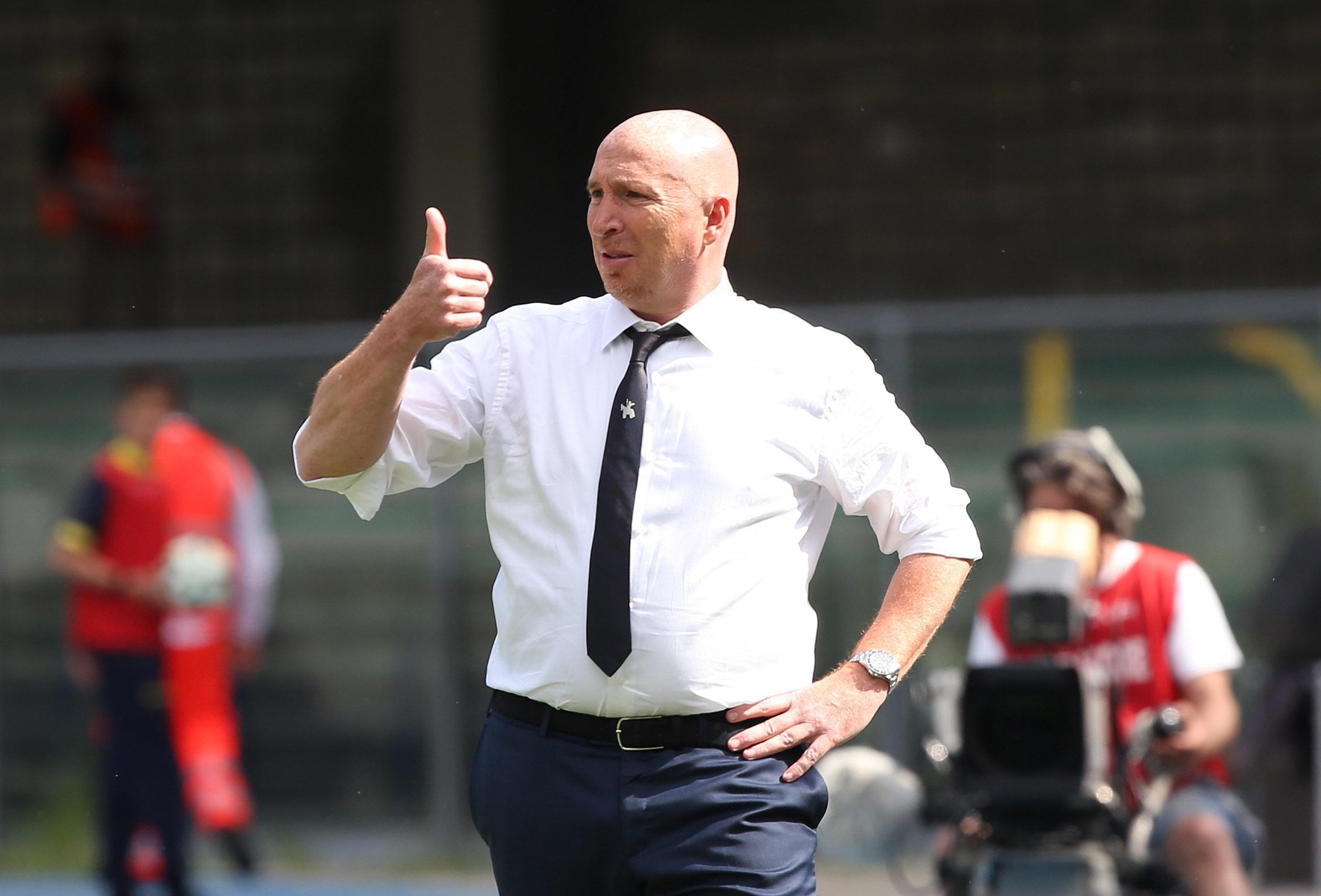 Soccer: serie A, Chievo Verona- Atalanta