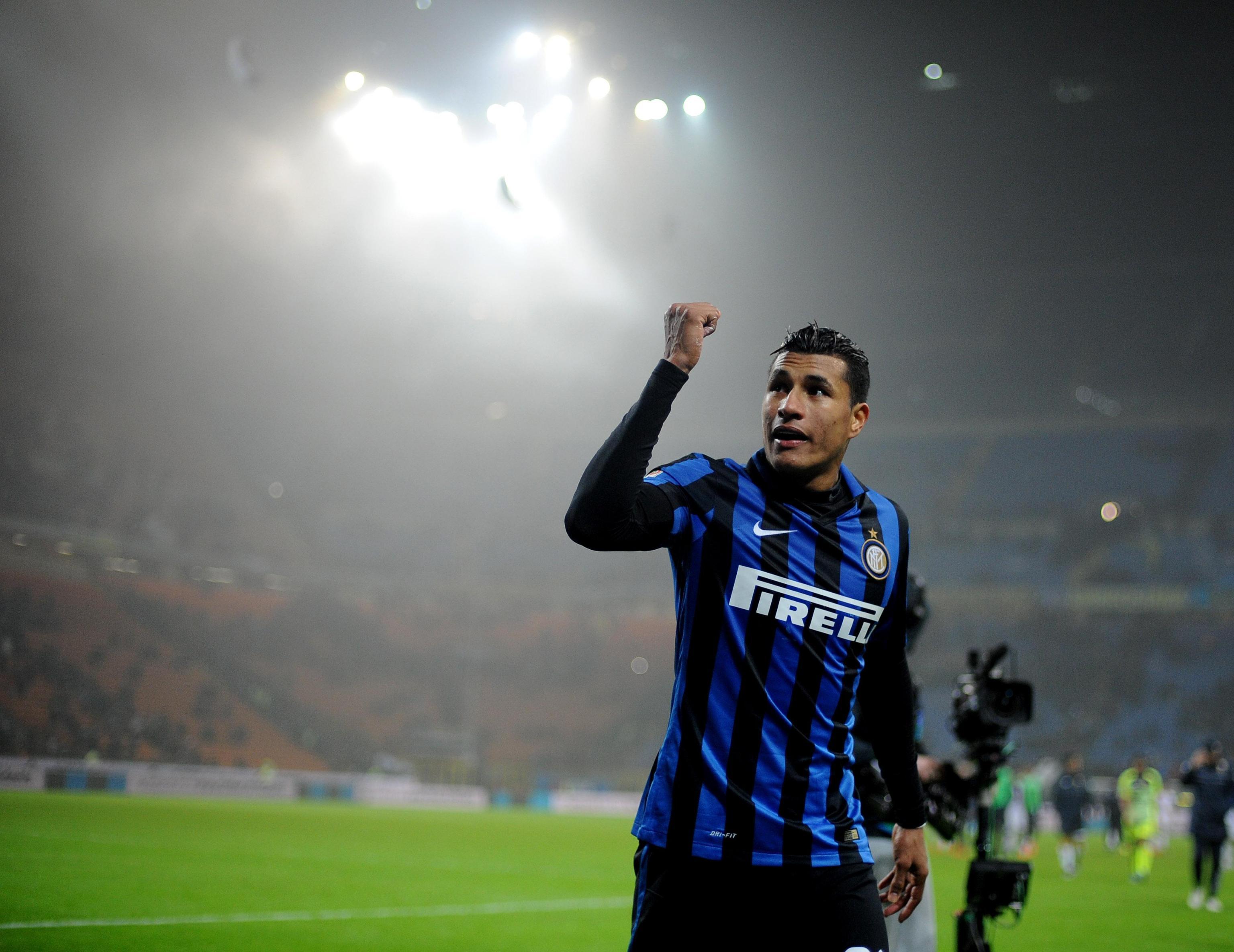 Soccer: Serie A; Inter-Genoa