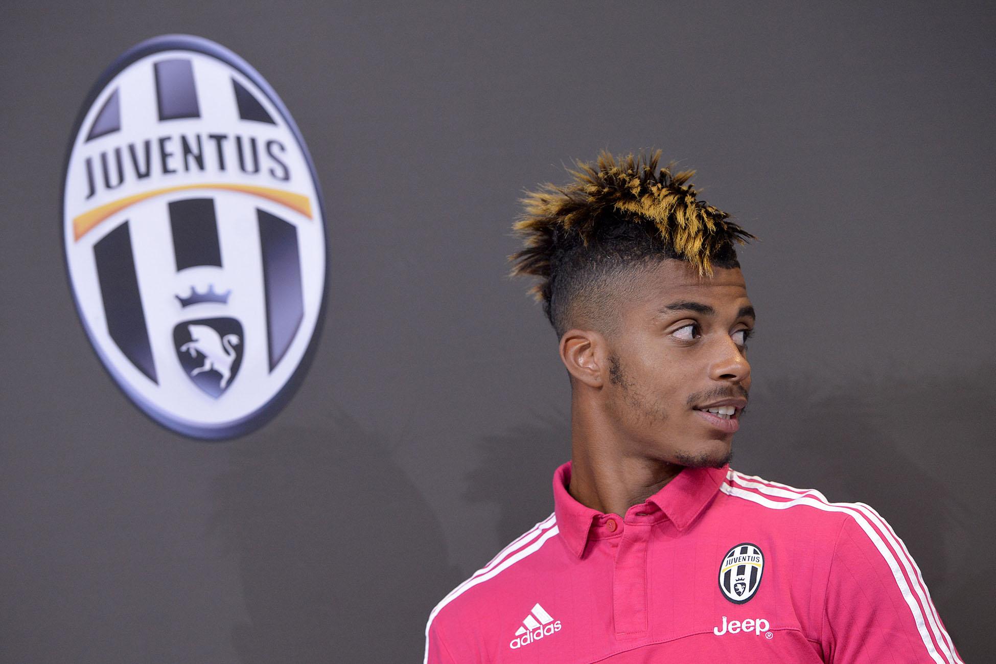 Juventus, conferenza stampa Mario Lemina