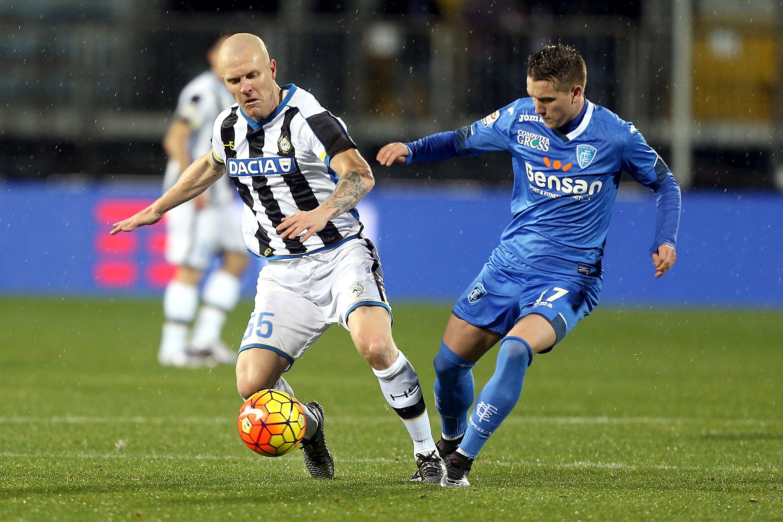 Empoli FC v Udinese Calcio - Serie A