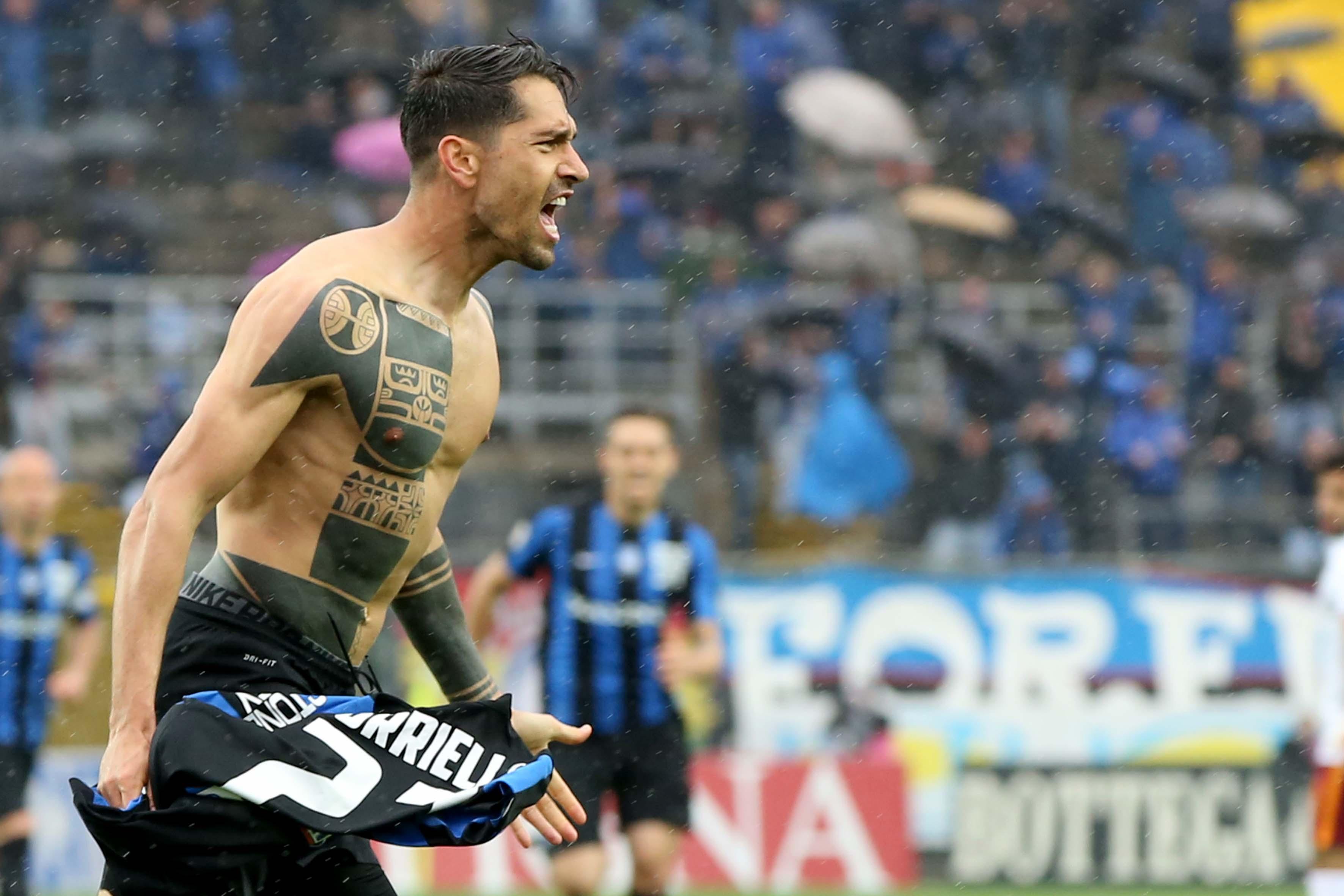Atalanta vs Roma - Serie A Tim 2015/2016