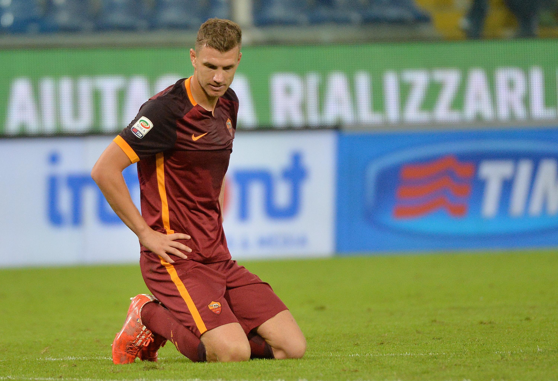 Soccer: Serie A; Sampdoria-Roma